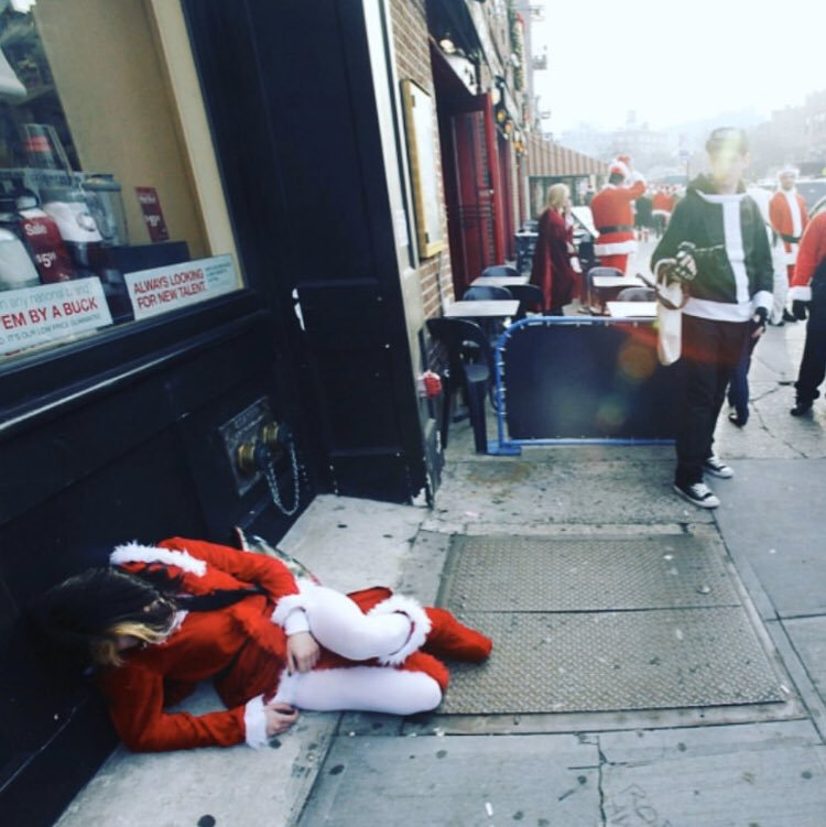 The 13 Best Quotes From San Francisco SantaCon, 2019