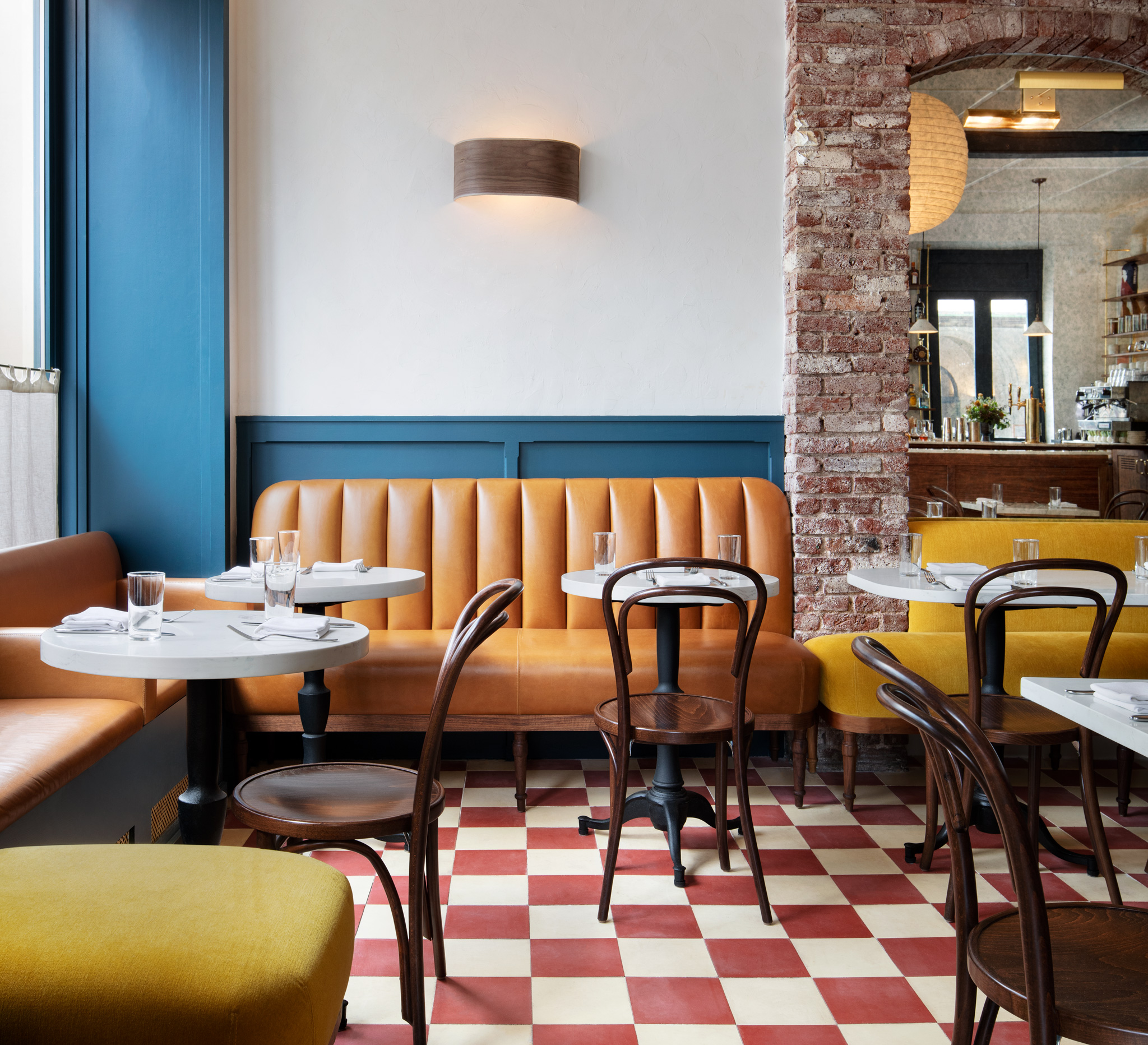 At a New Chelsea Townhouse Restaurant, Regulars Can Soon Rent a Room Upstairs