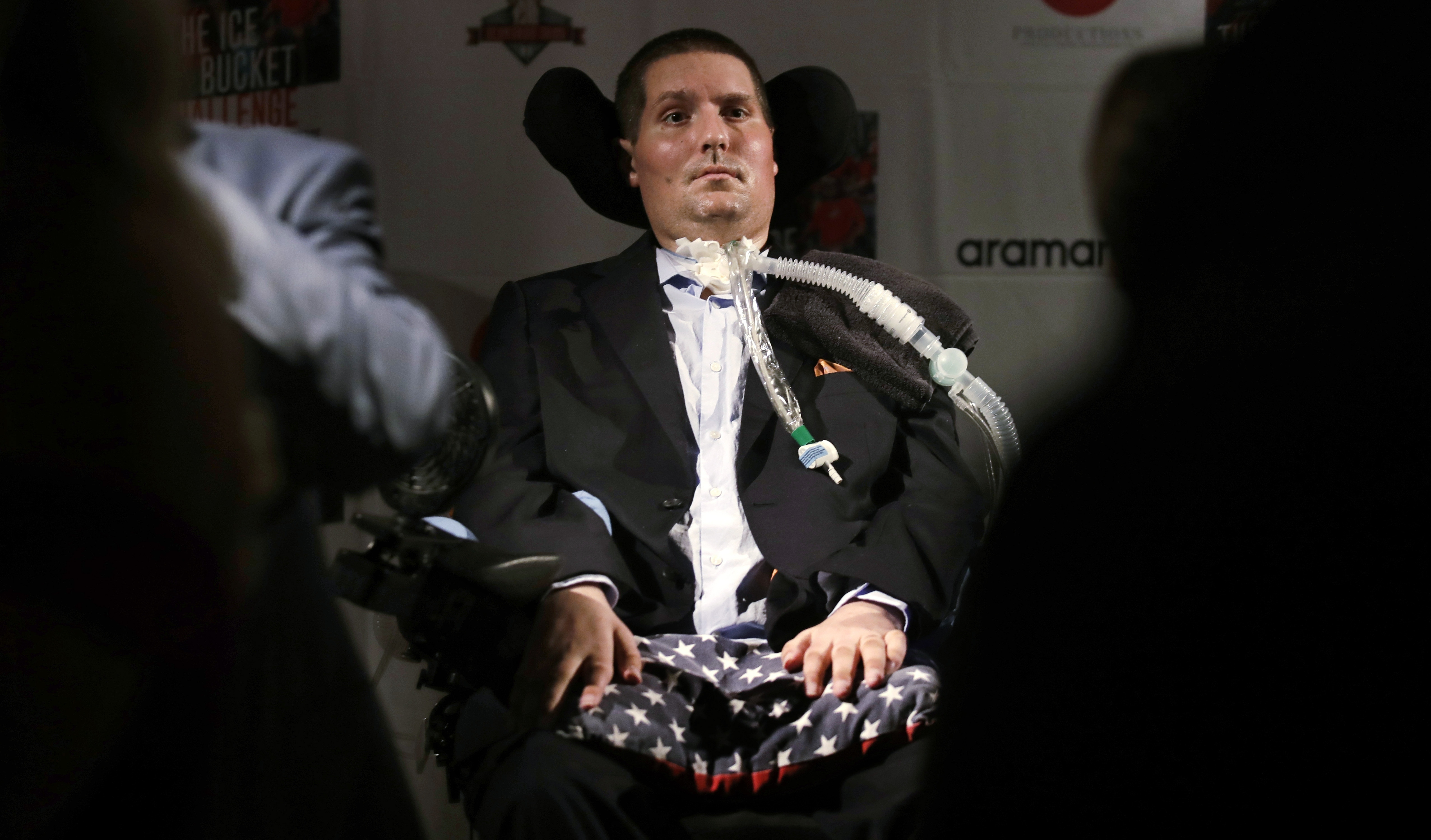 PeteFrates, a former college baseball player whose battle with Lou Gehrig's disease helped inspire the ALS ice bucket challenge that has raised more than $200 million worldwide, died Monday, Dec. 9, 2019. He was 34.