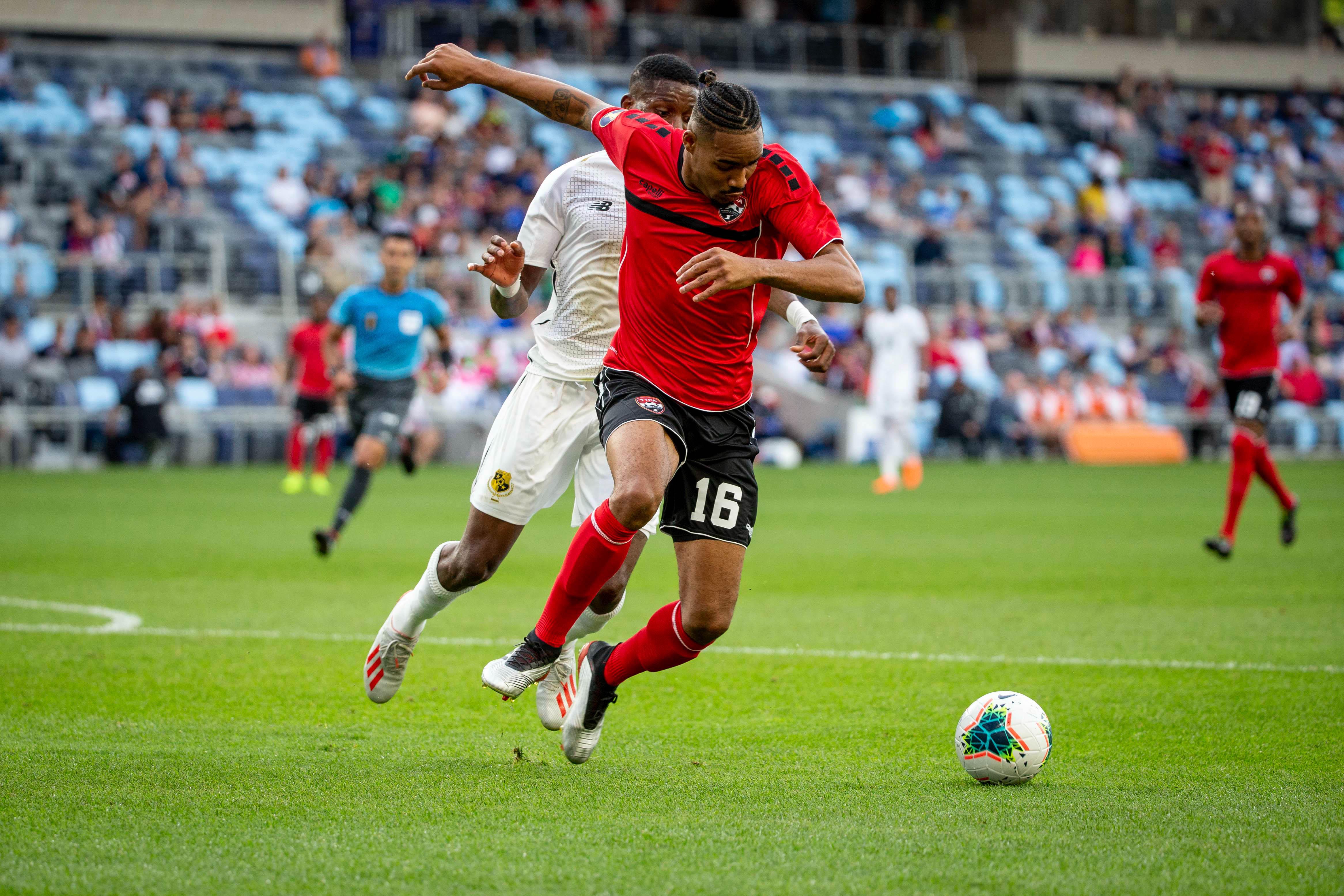 Soccer: CONCACAF Gold Cup-Panama at Trinidad and Tobago