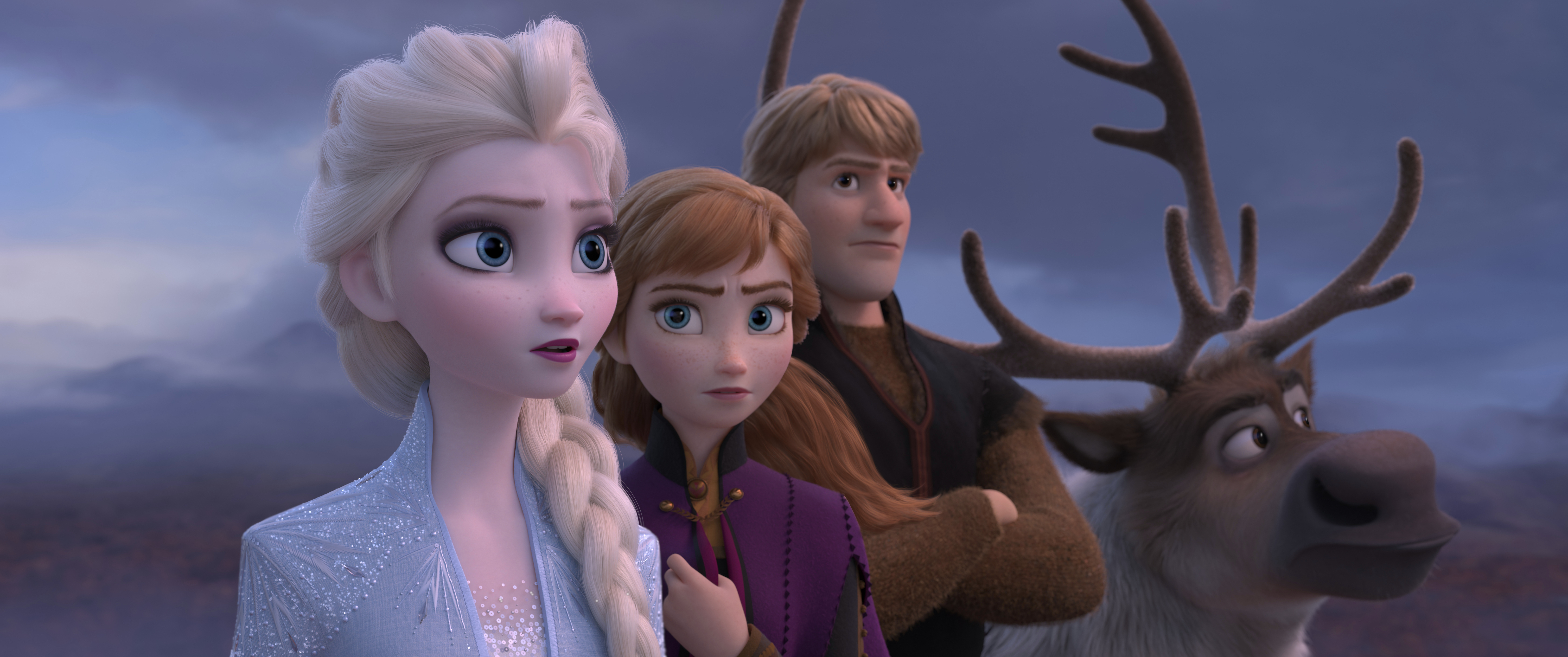 """Frozen 2"" opens in U.S. theaters on Nov. 22, 2019."