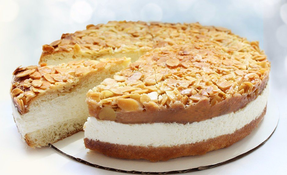 The bee sting cake from Hahdough
