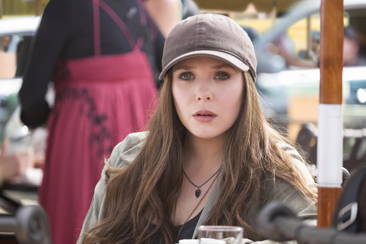 "Scarlet Witch/Wanda Maximoff (Elizabeth Olsen) in Marvel's ""Captain America: Civil War."""