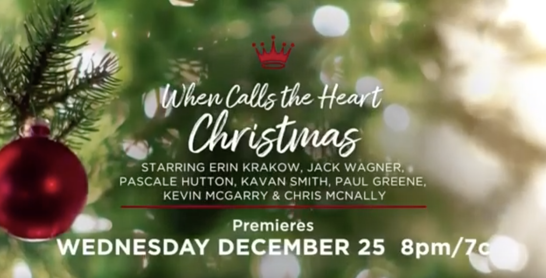 'When Calls the Heart' just teased season 7 and a Christmas special. There is still no Lori Loughlin