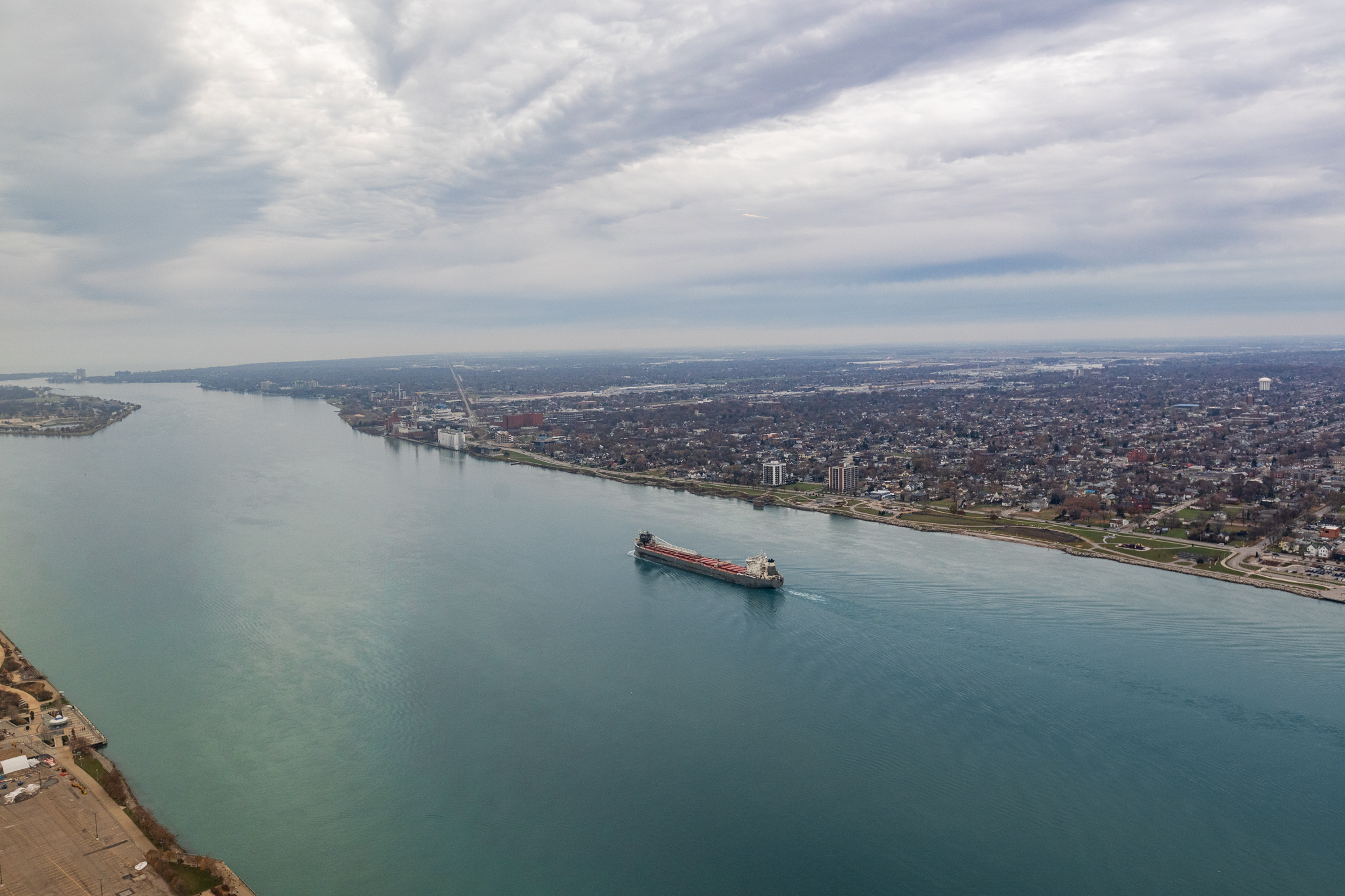 Radiation scare on Detroit River a 'wake-up call'