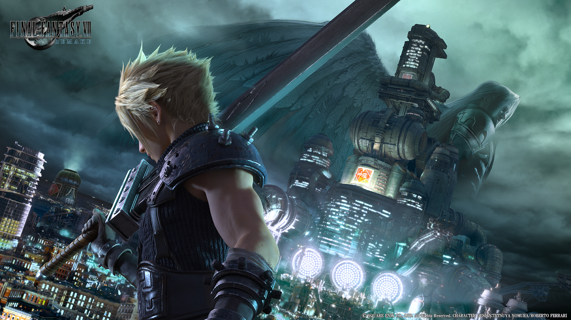 Final Fantasy 7 remake is a timed exclusive for PS4 until 2021