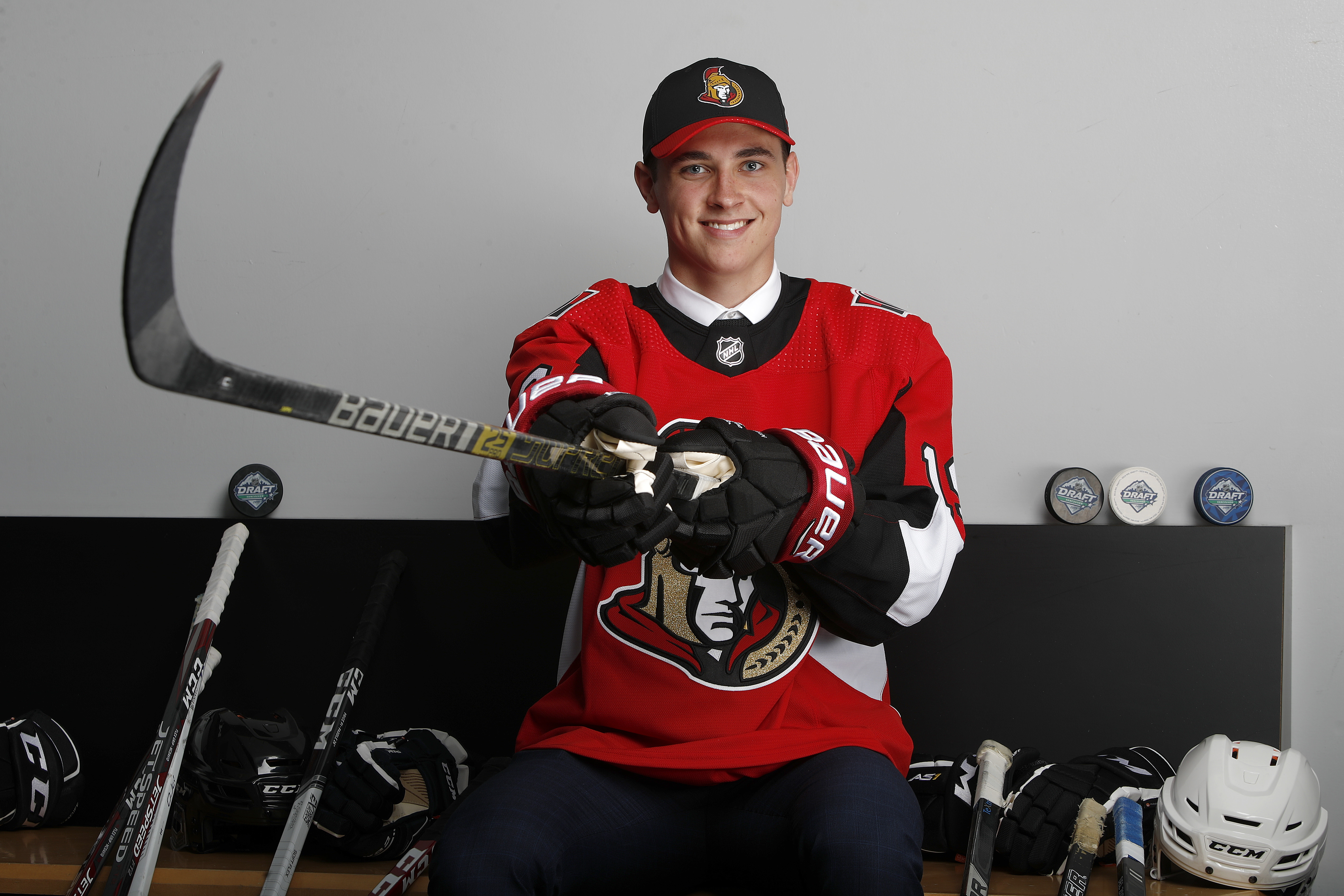 2019 NHL Draft - Portraits