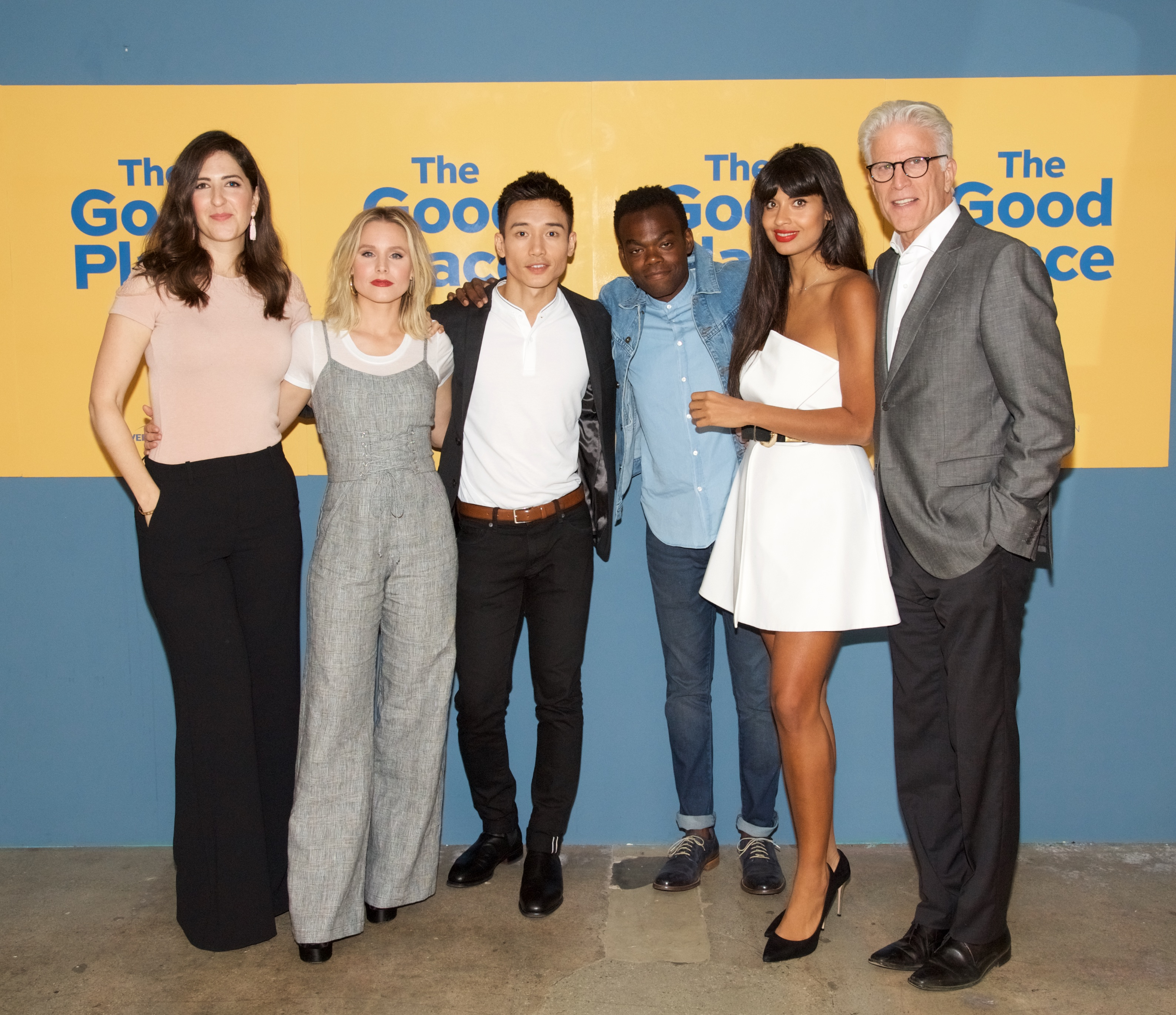 The moral philosophy of The Good Place
