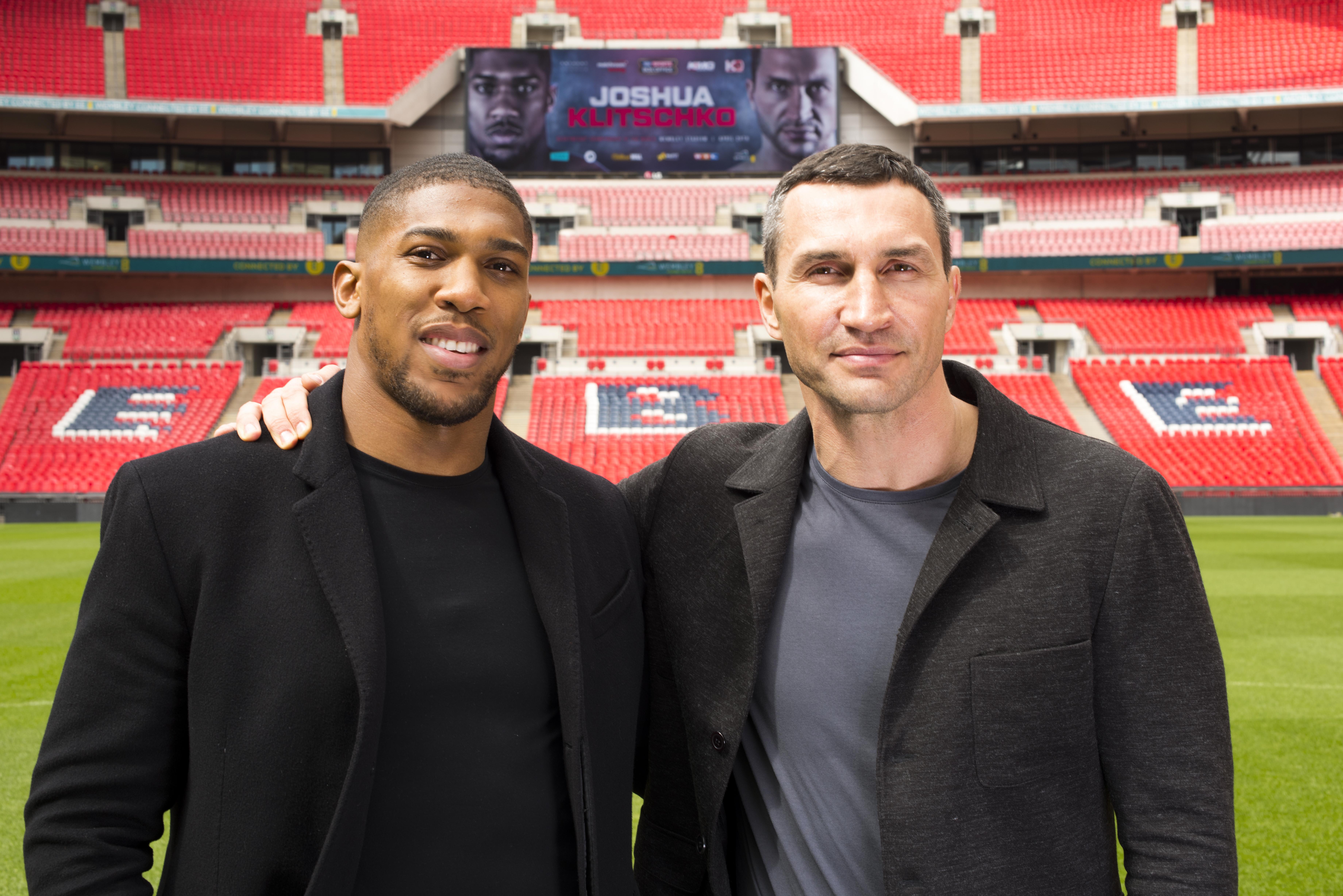 Joshua v Klitschko - Return to Wembley Documentary