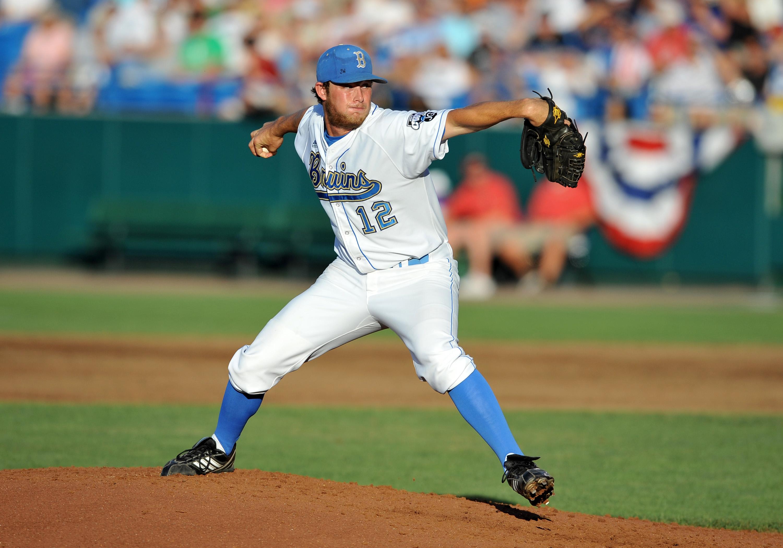 Baseball - NCAA - Gerrit Cole