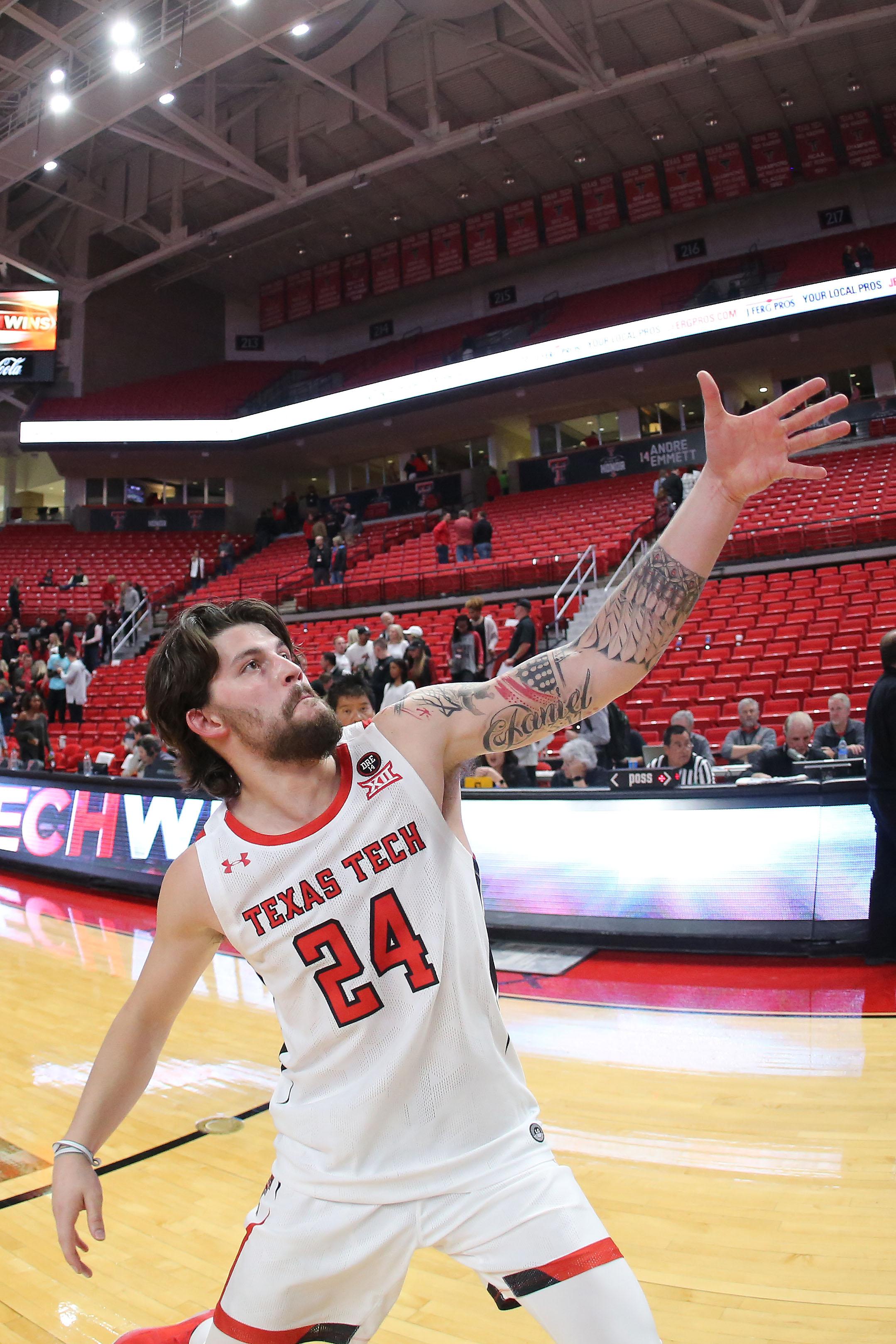 NCAA Basketball: Bethune-Cookman at Texas Tech