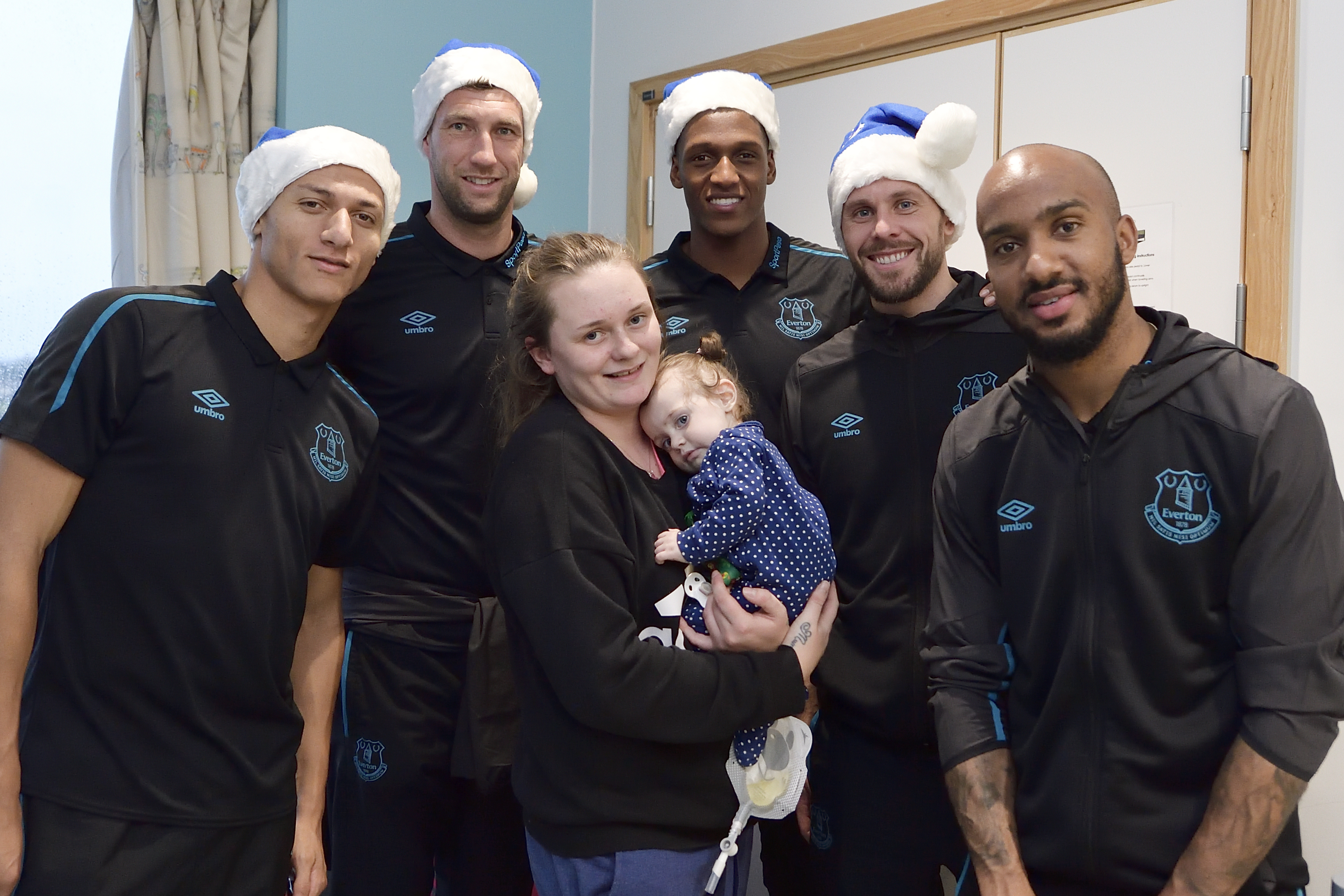 """""""If you can help a child to smile, it's the best thing"""" 