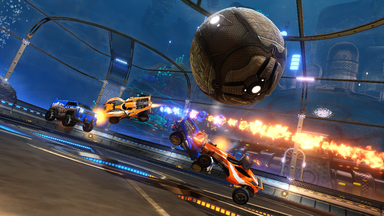 Rocket League cuts prices on in-game store items after blowback