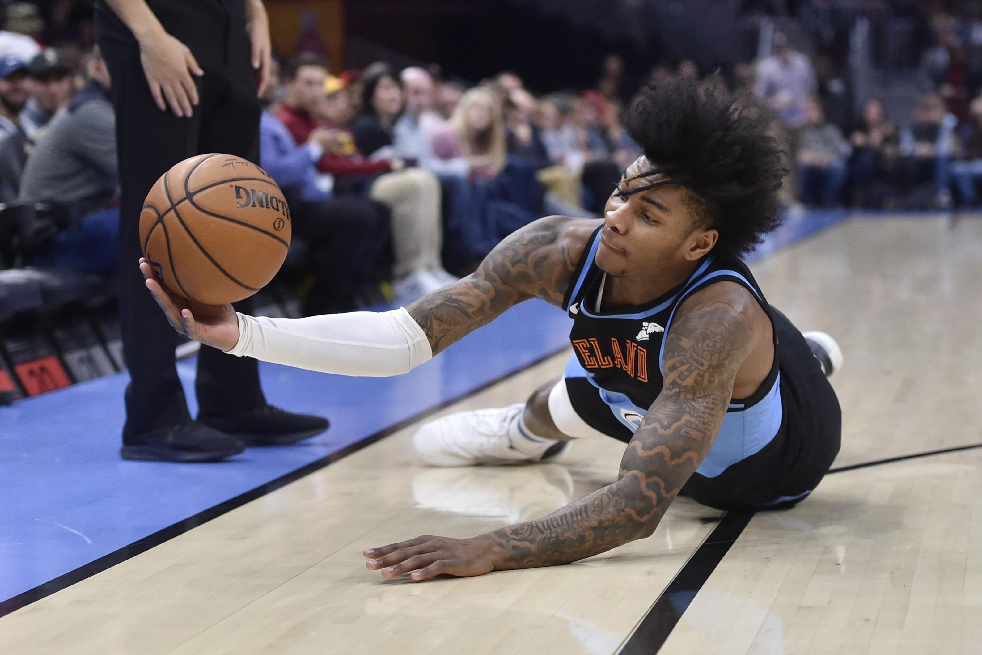 NBA: Houston Rockets at Cleveland Cavaliers