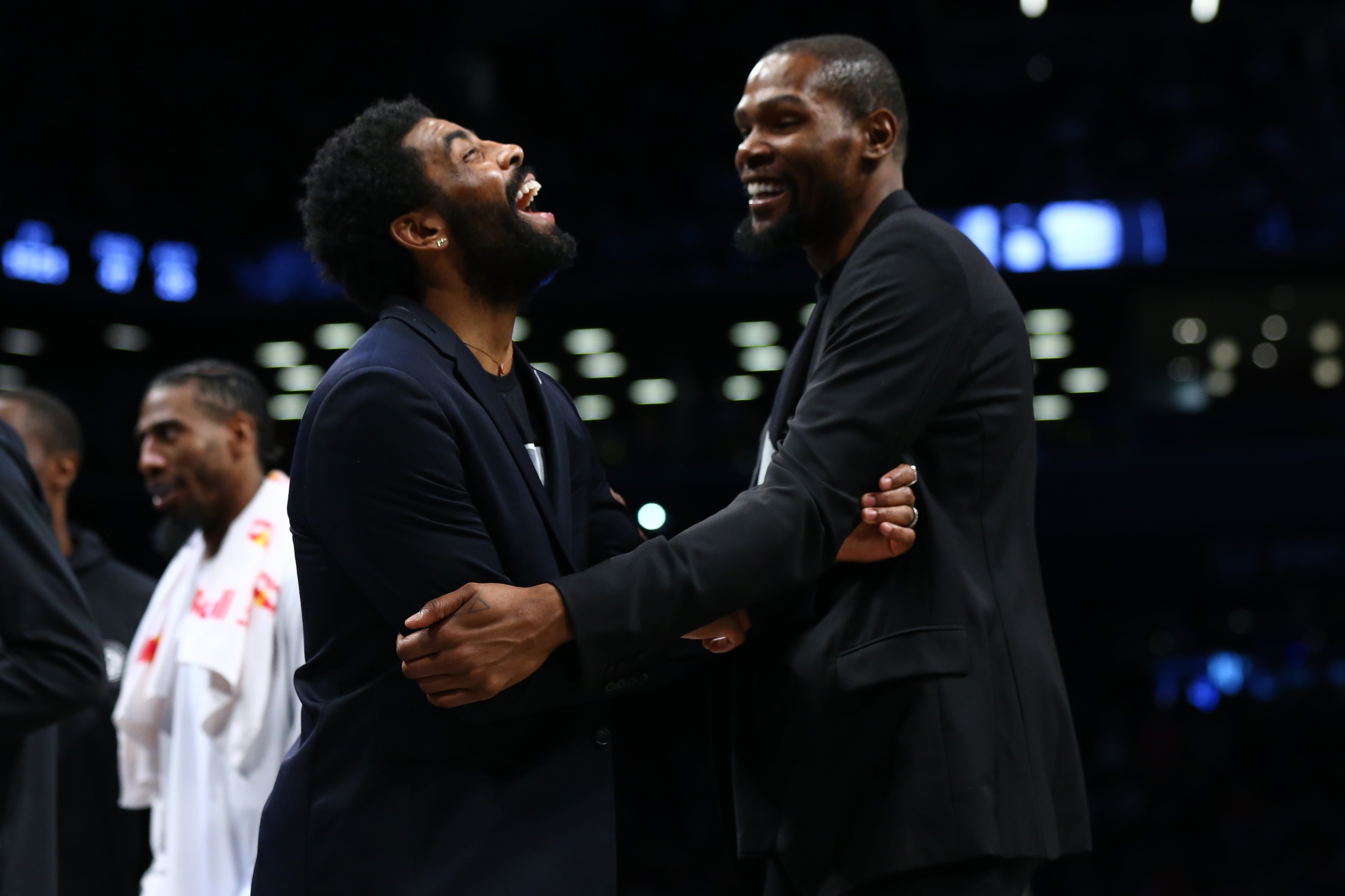 What can the Nets do about Kyrie Irving?