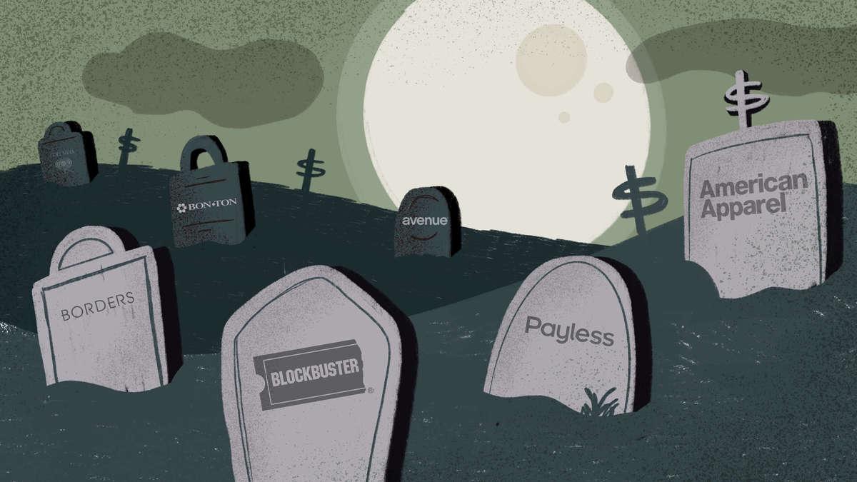 In memoriam: The brands we lost in the 2010s