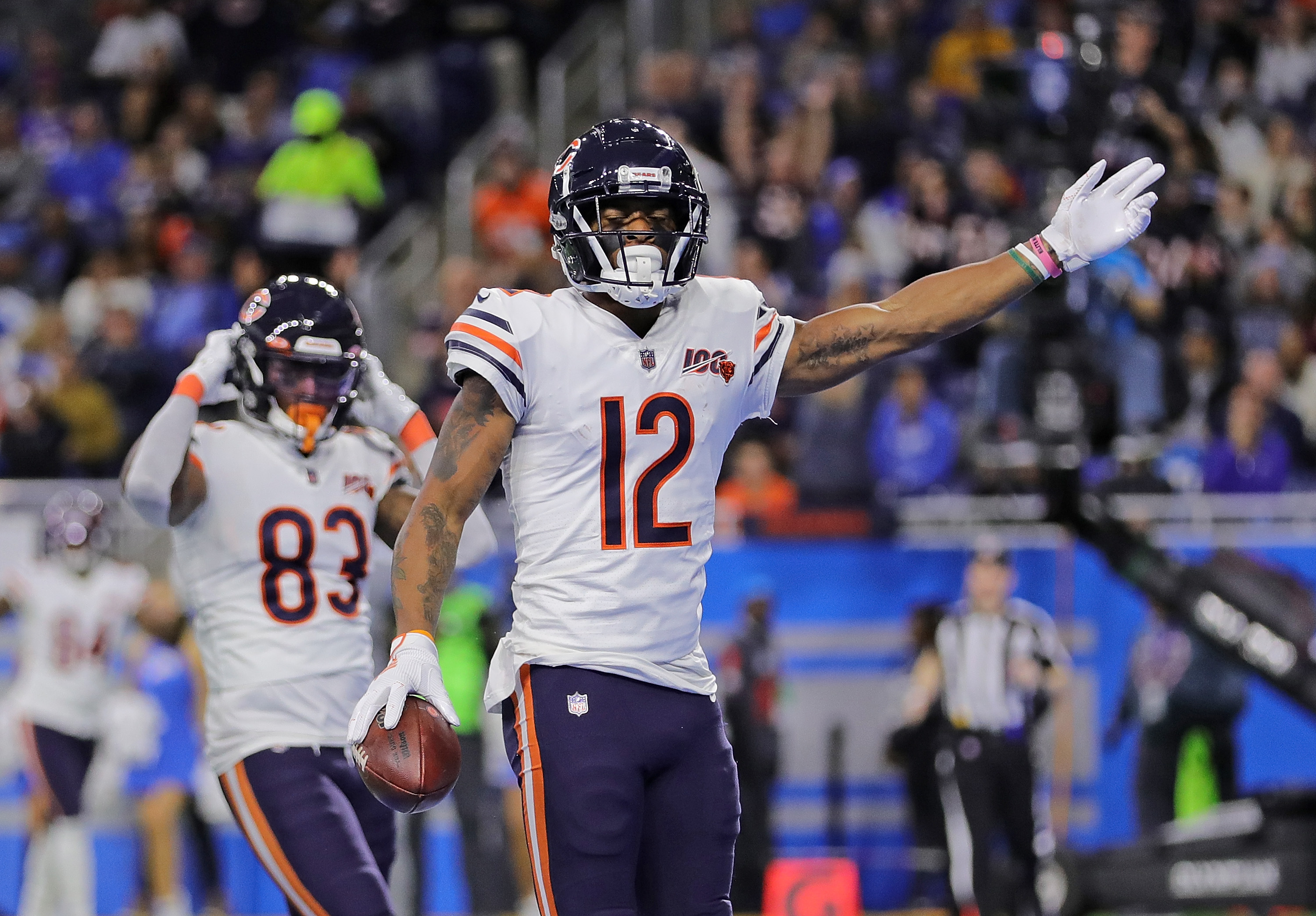 Bears receiver Allen Robinson has been nominated for Walter Payton Man of the Year.