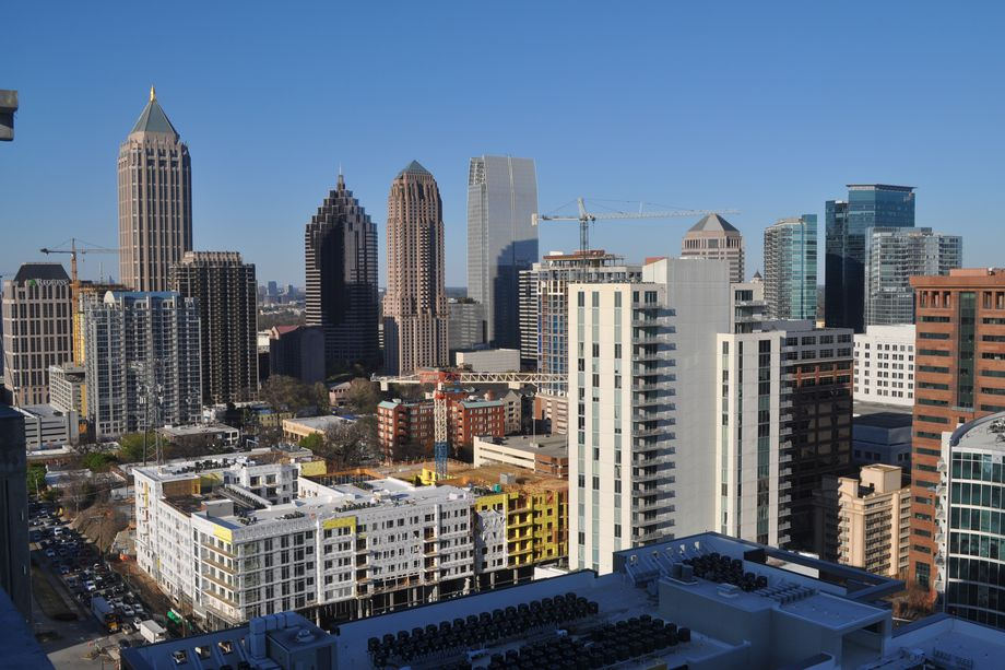 First person: Returning to Atlanta after two years, architect is amazed, disappointed