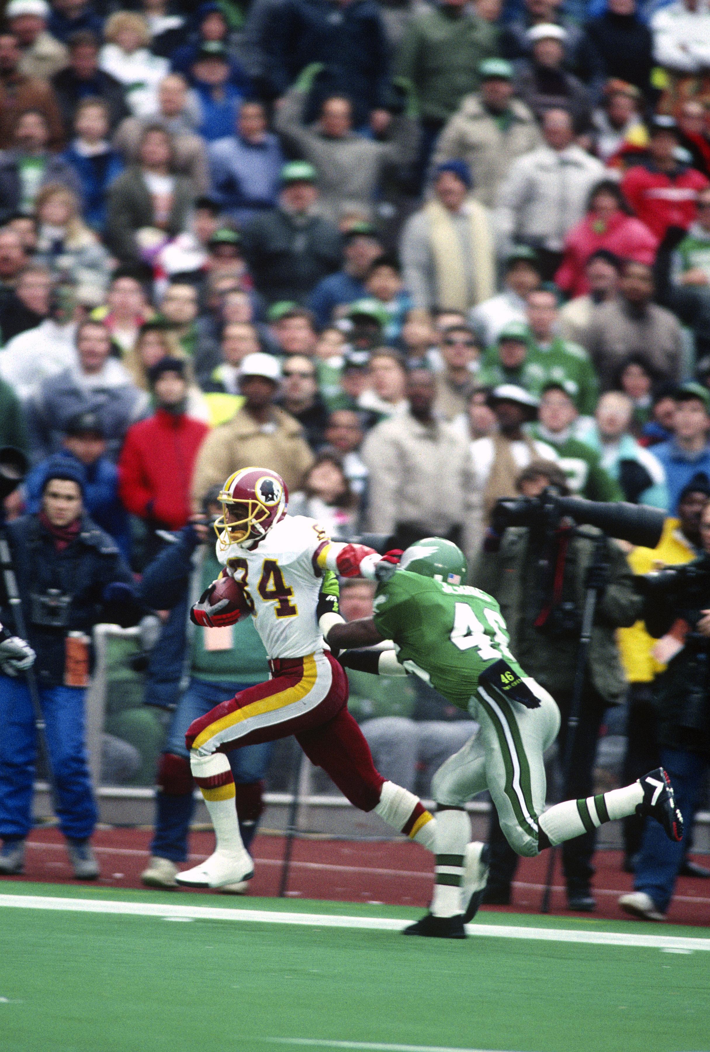 NFC/NFL Wildcard Playoffs - Washington Redskins v Philadelphia Eagles