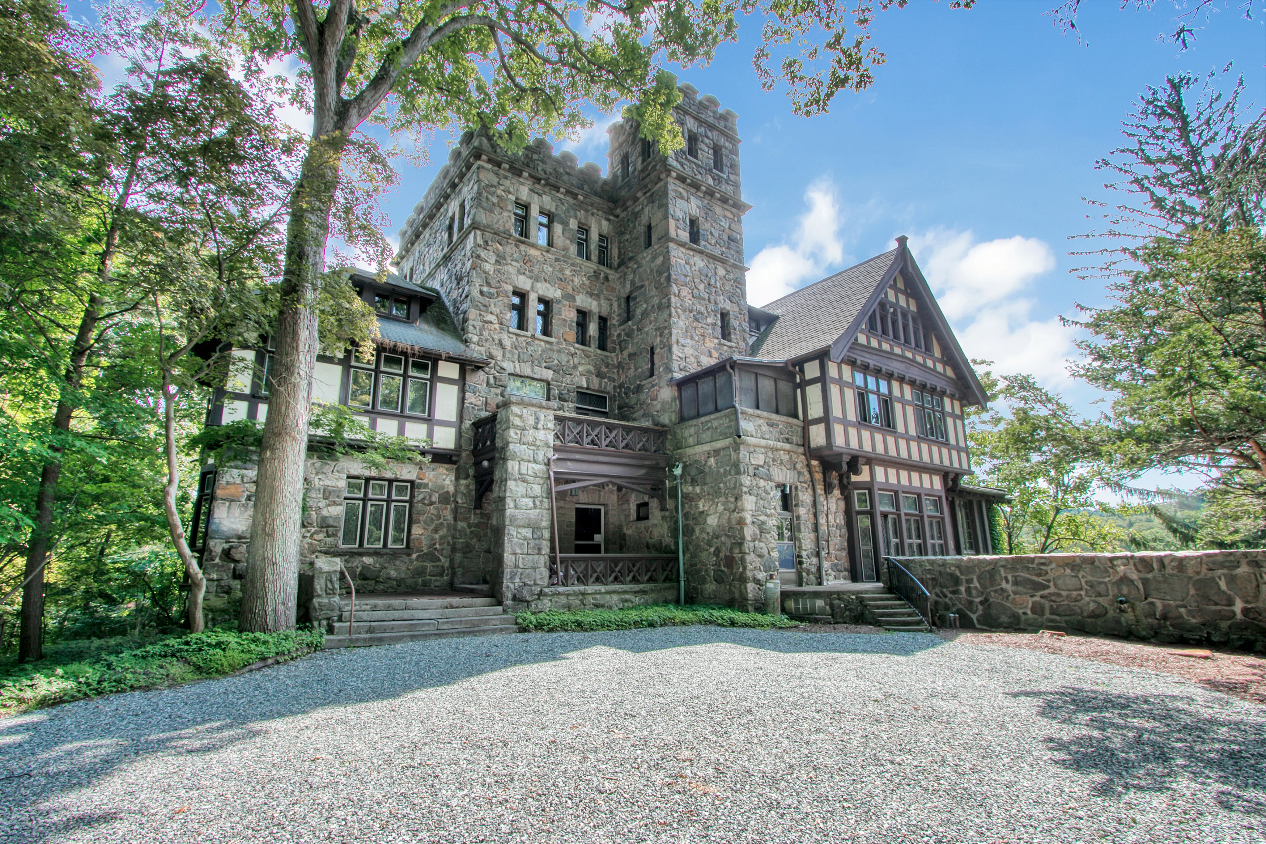 1902 castle one hour from NYC asks $975K