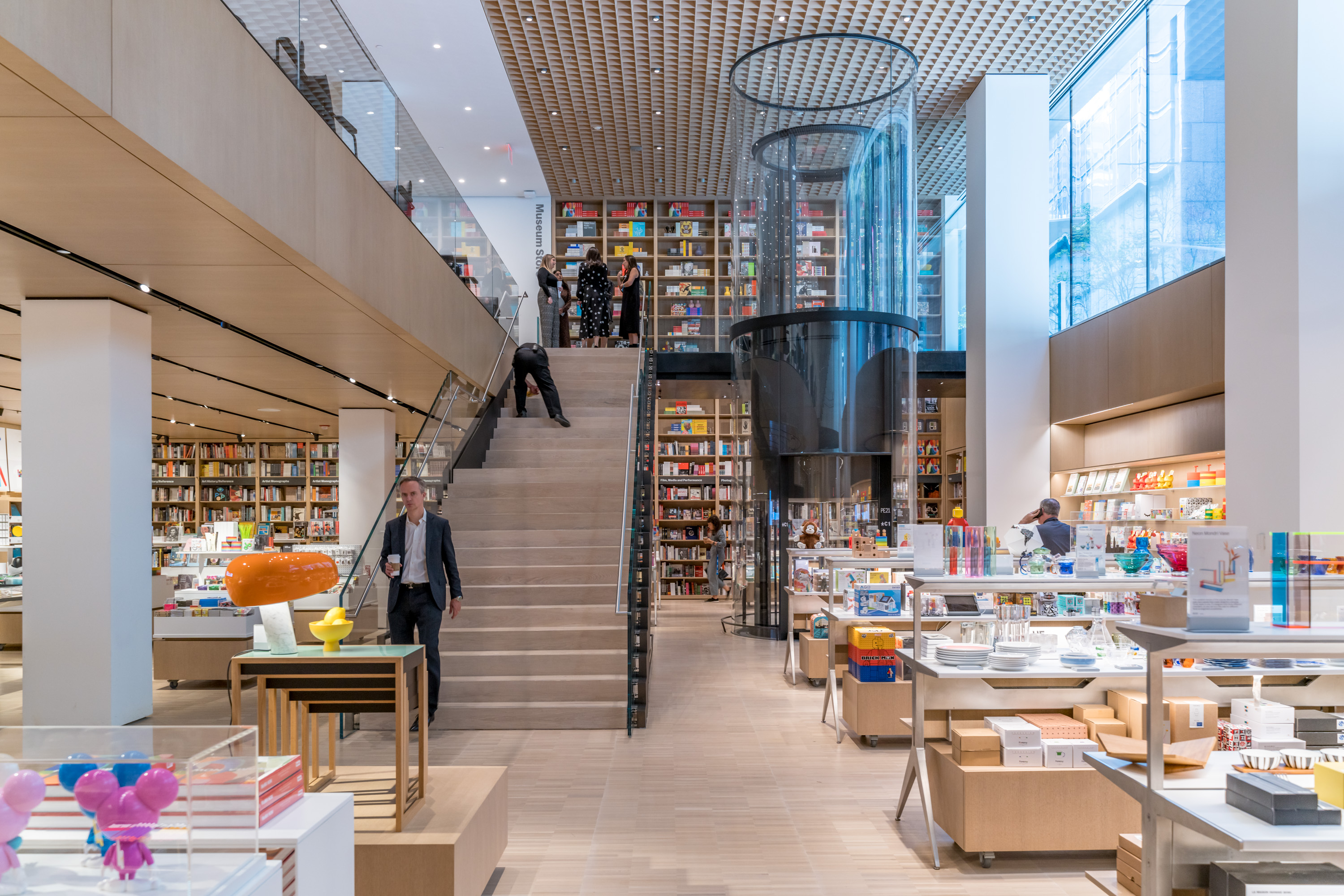 The best museum stores in NYC, mapped