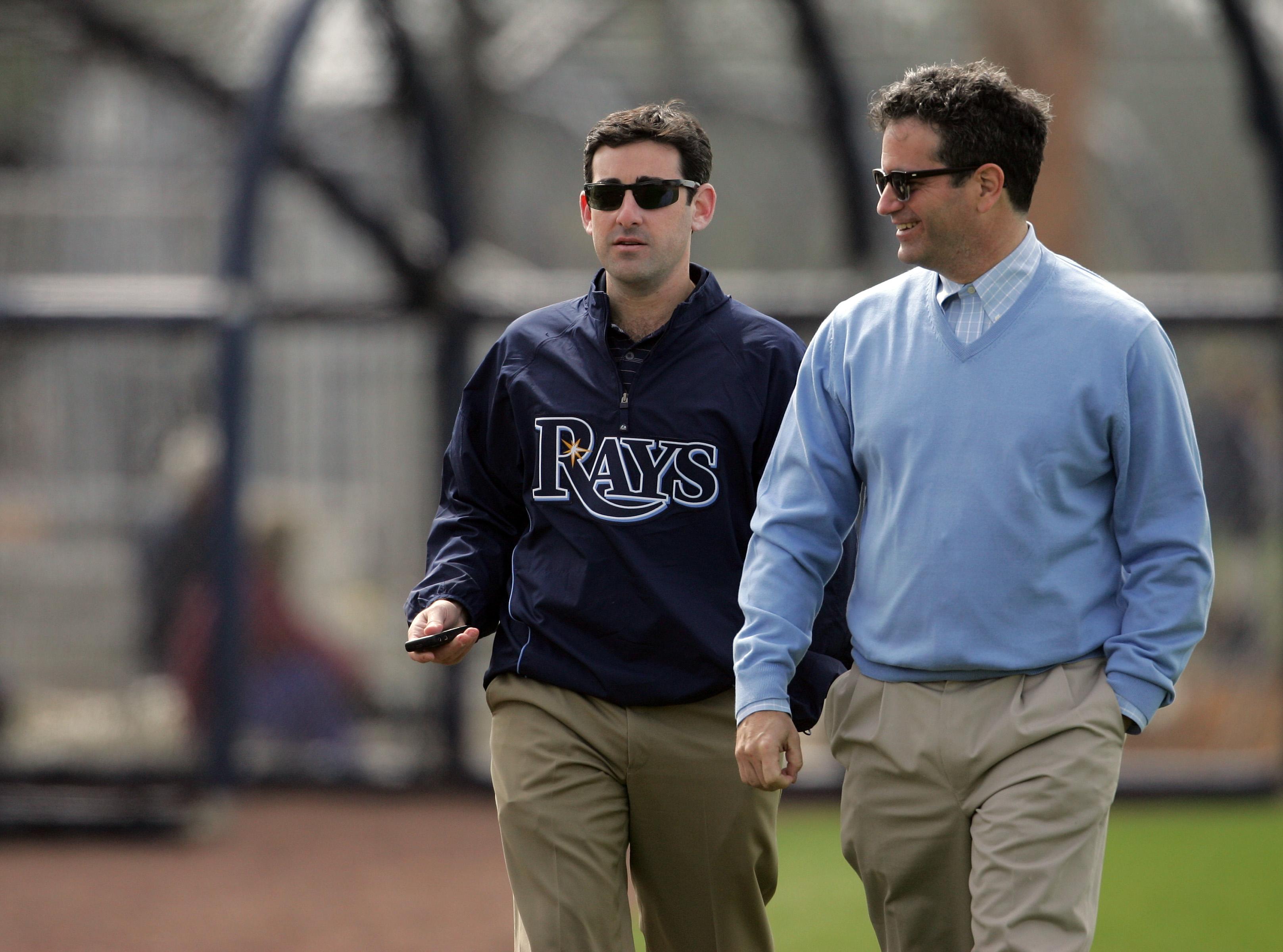 MLB: FEB 19 Rays Spring Training