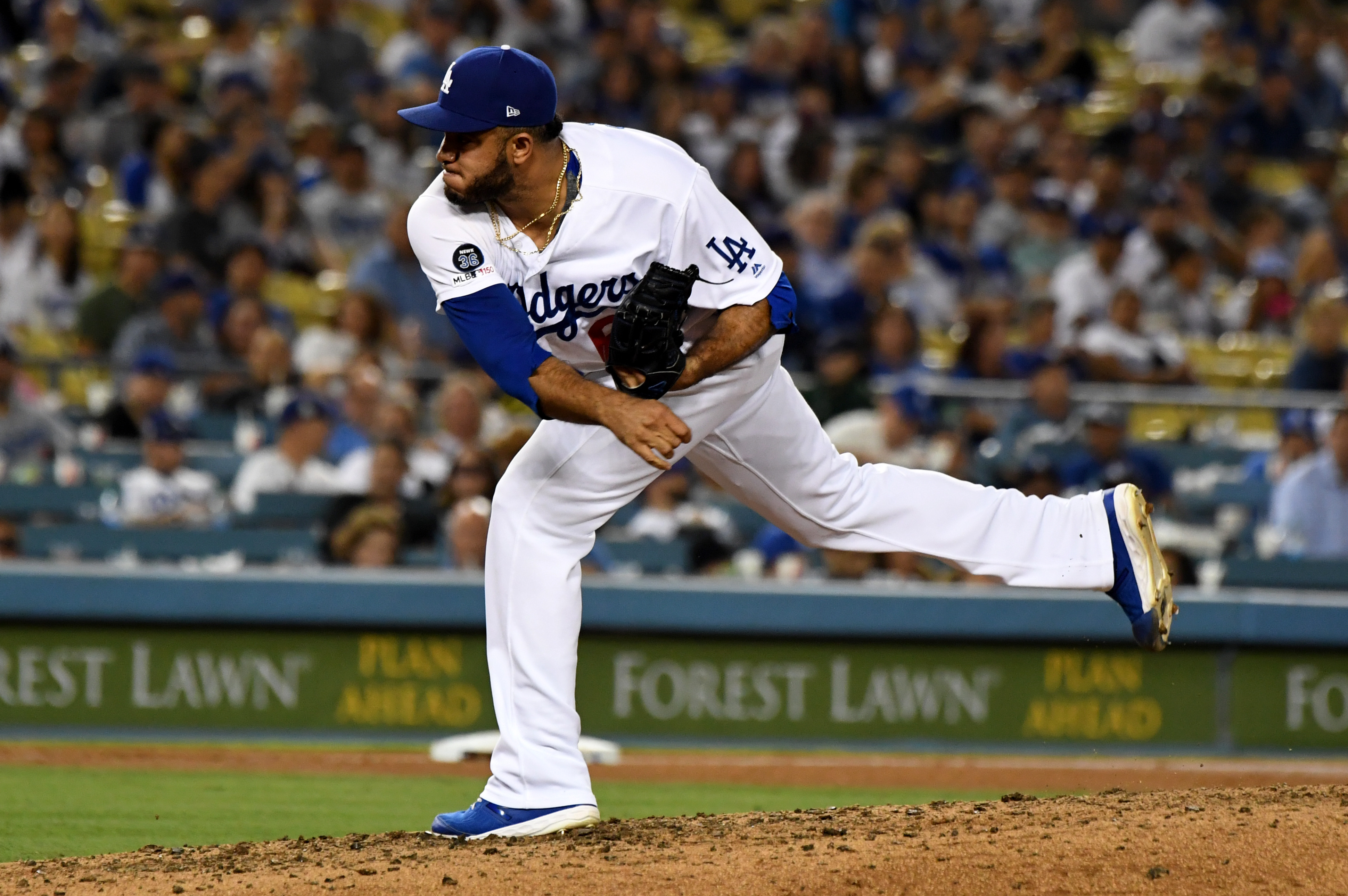 Los Angeles Dodgers v. Tampa Bay Rays