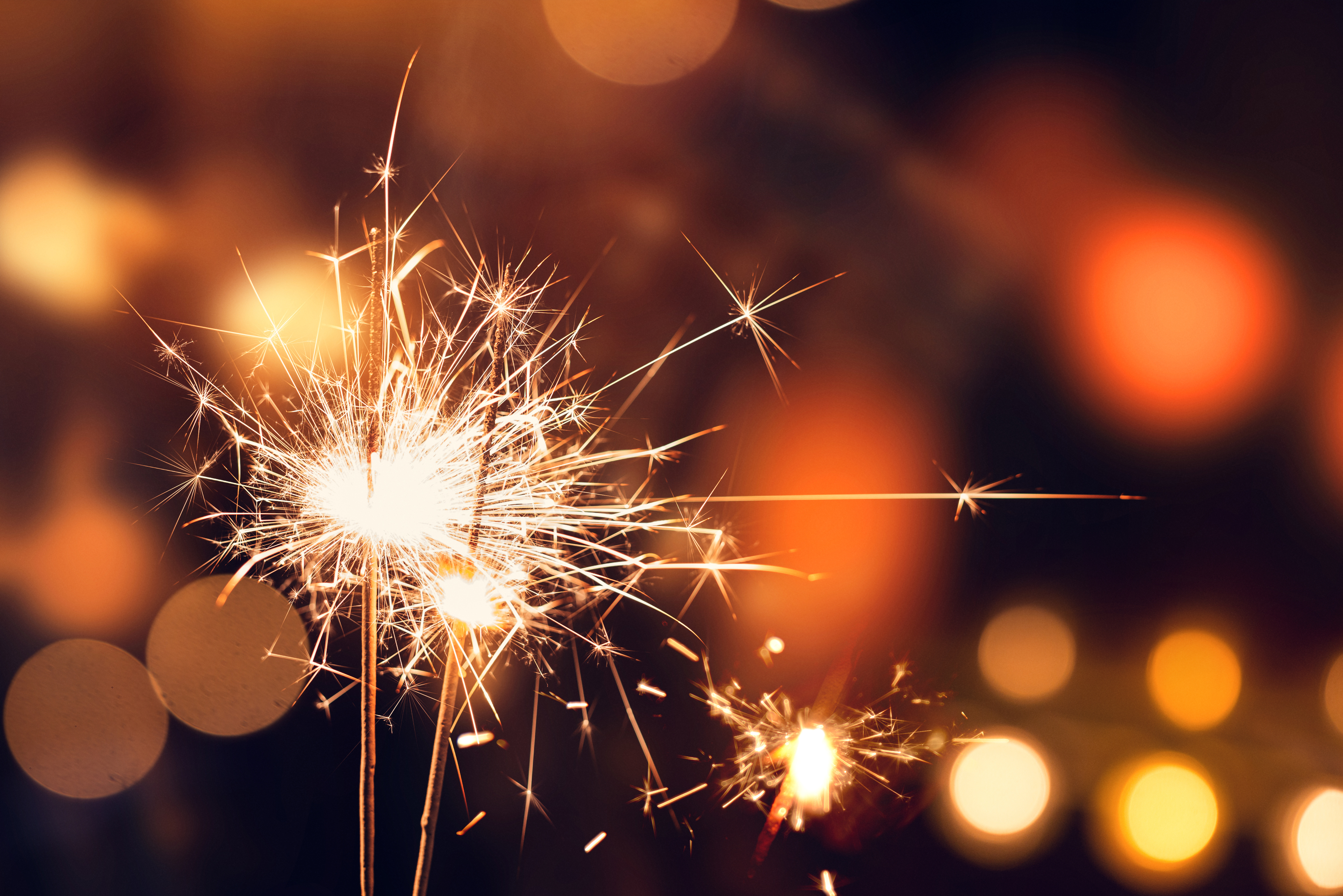 Fireworks, Sparklers