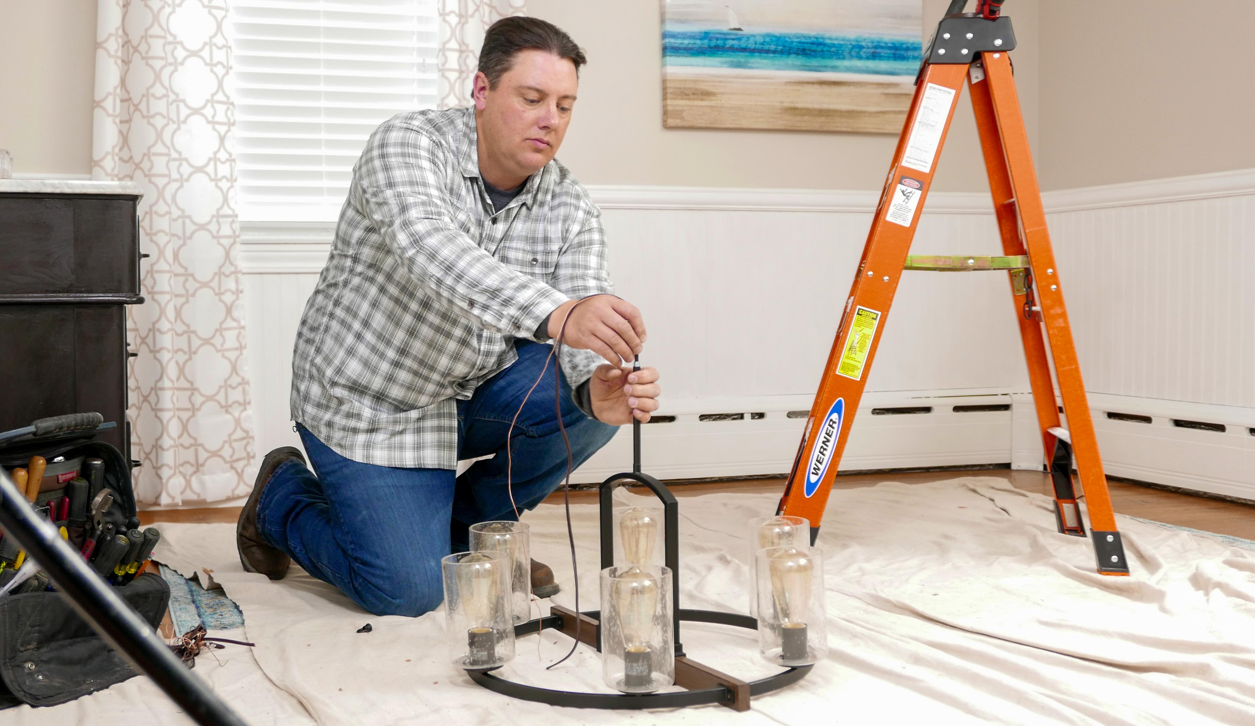 Heath Eastman, Electrician