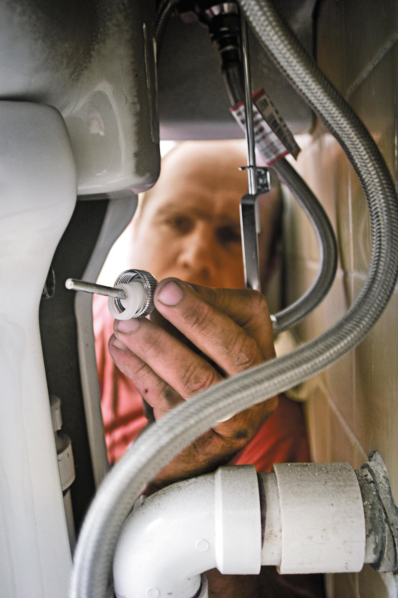 plumbing richard trethewey