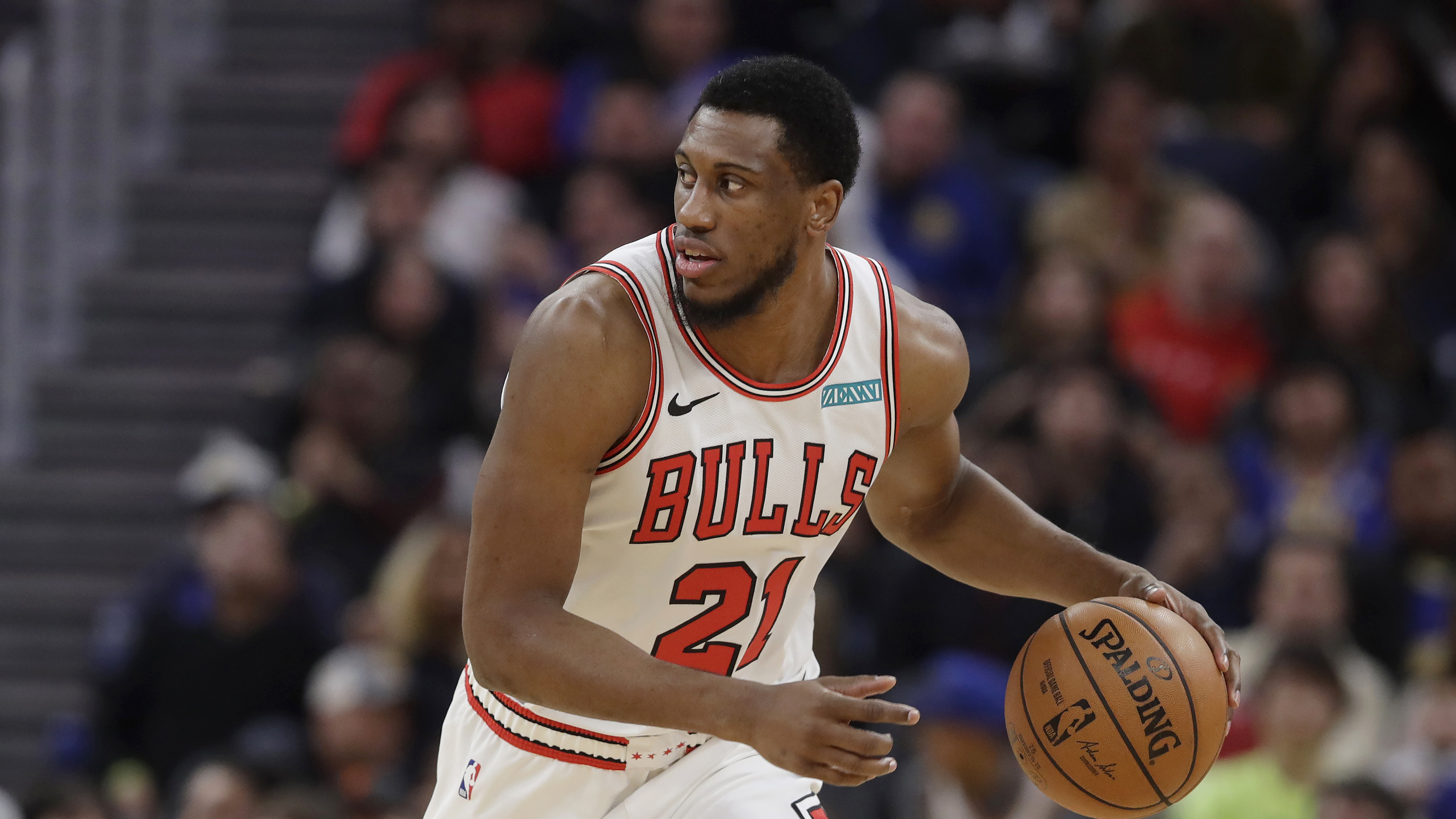 Thaddeus Young apparently is unhappy with his role on the Bulls.
