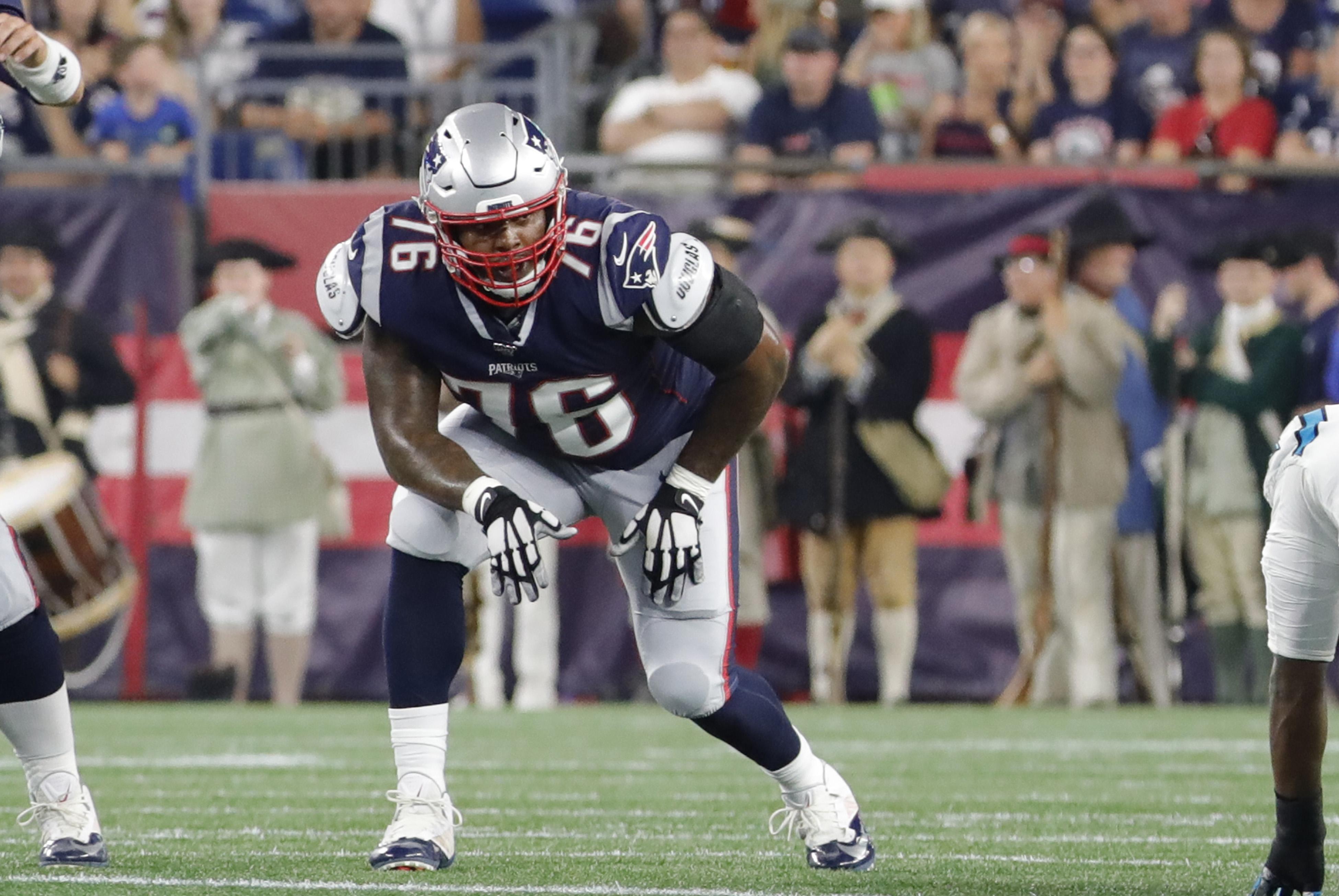 NFL: AUG 22 Preseason - Panthers at Patriots