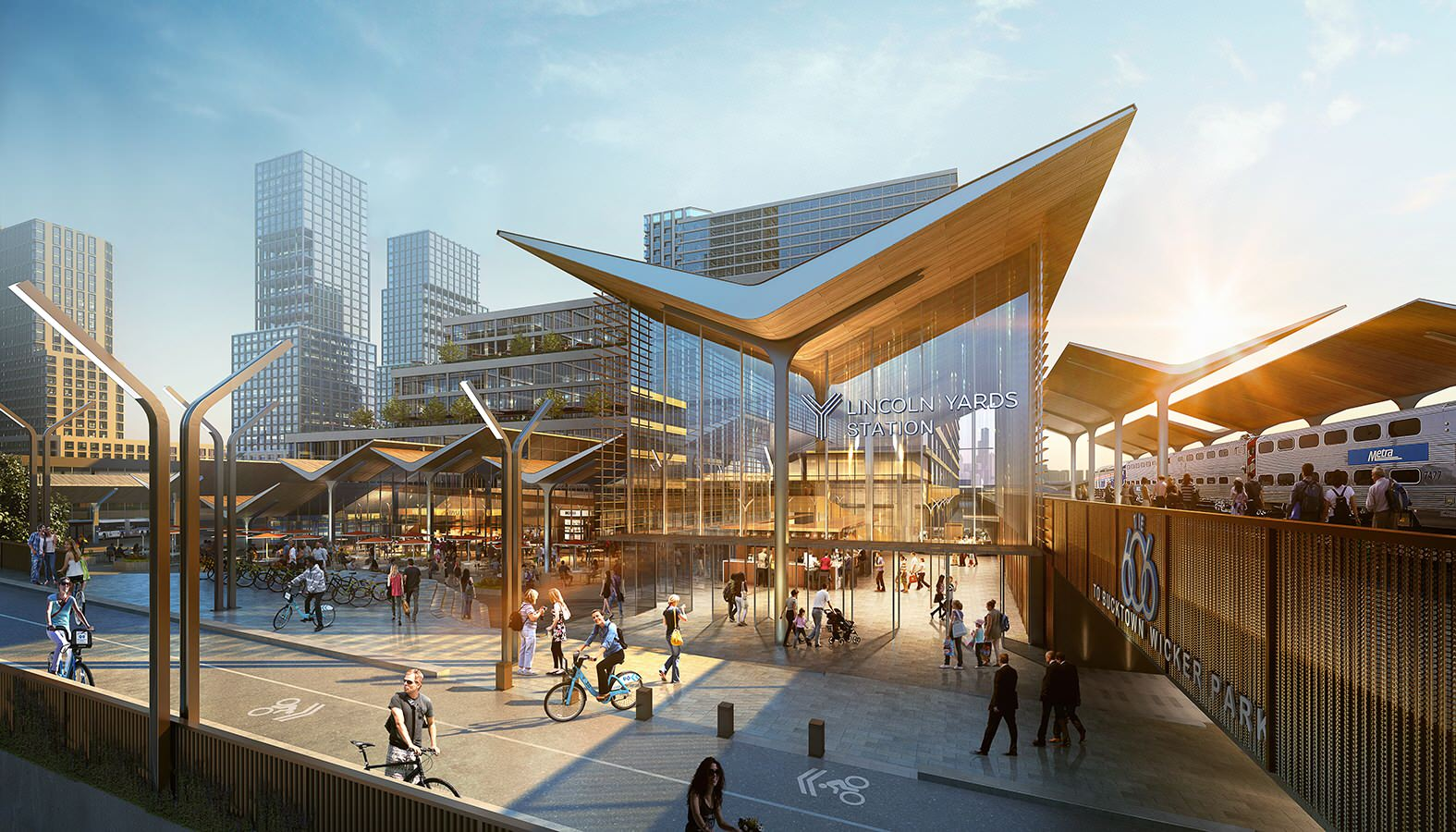 The 5 biggest projects that will change Chicago in the next decade