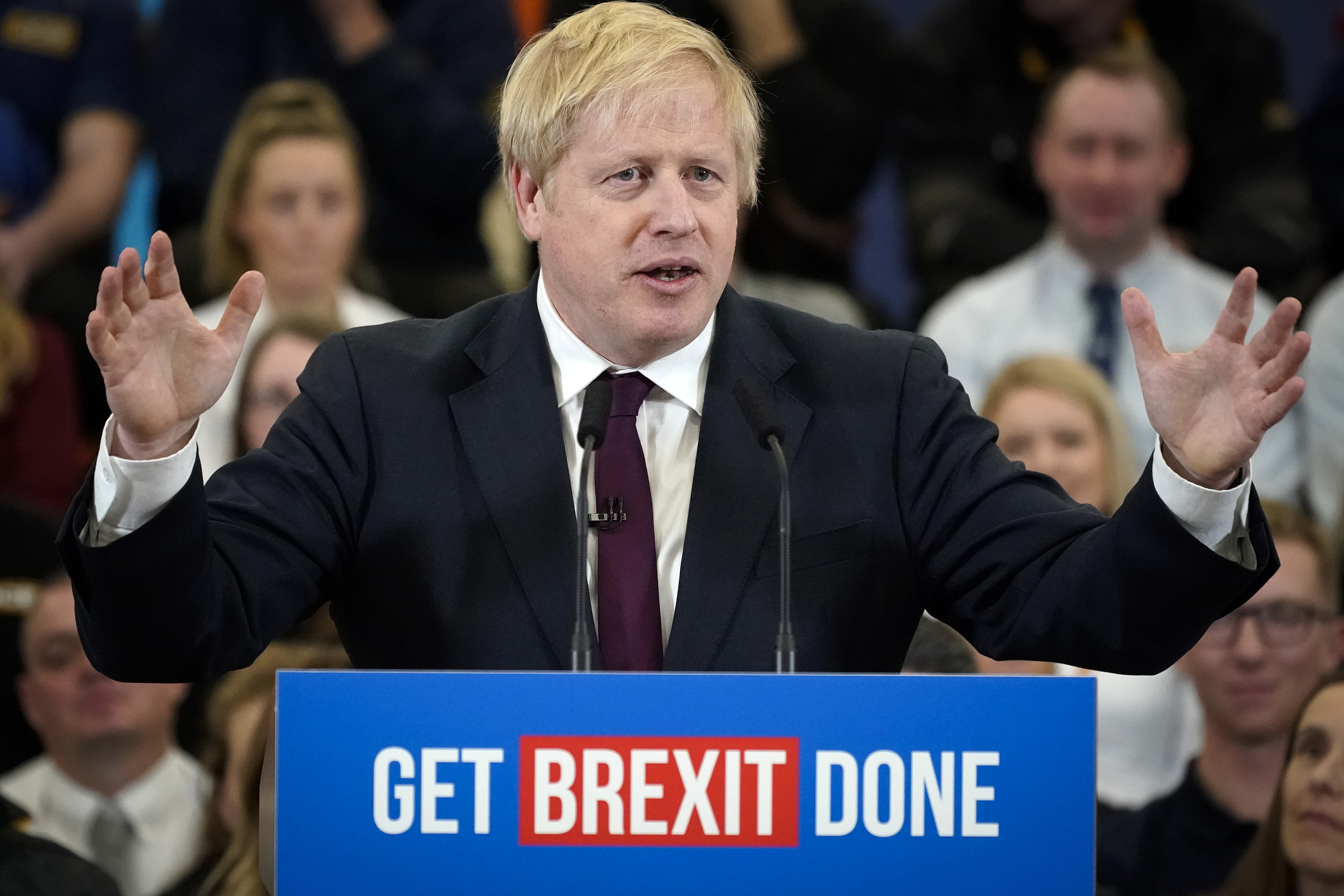 Boris Johnson wins major victory in UK elections