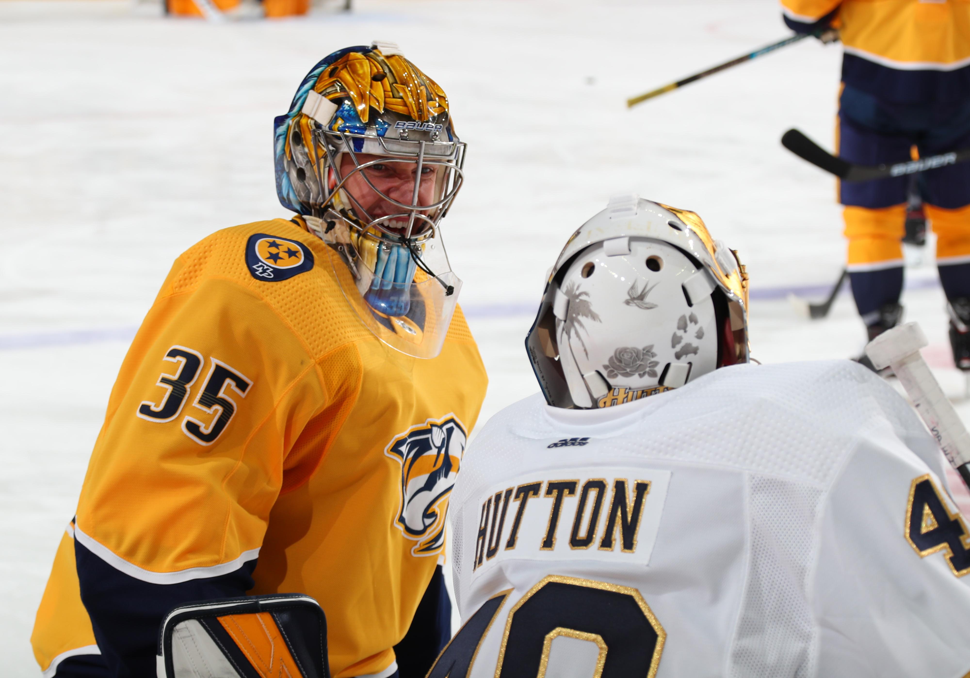 Nashville Predators v Buffalo Sabres