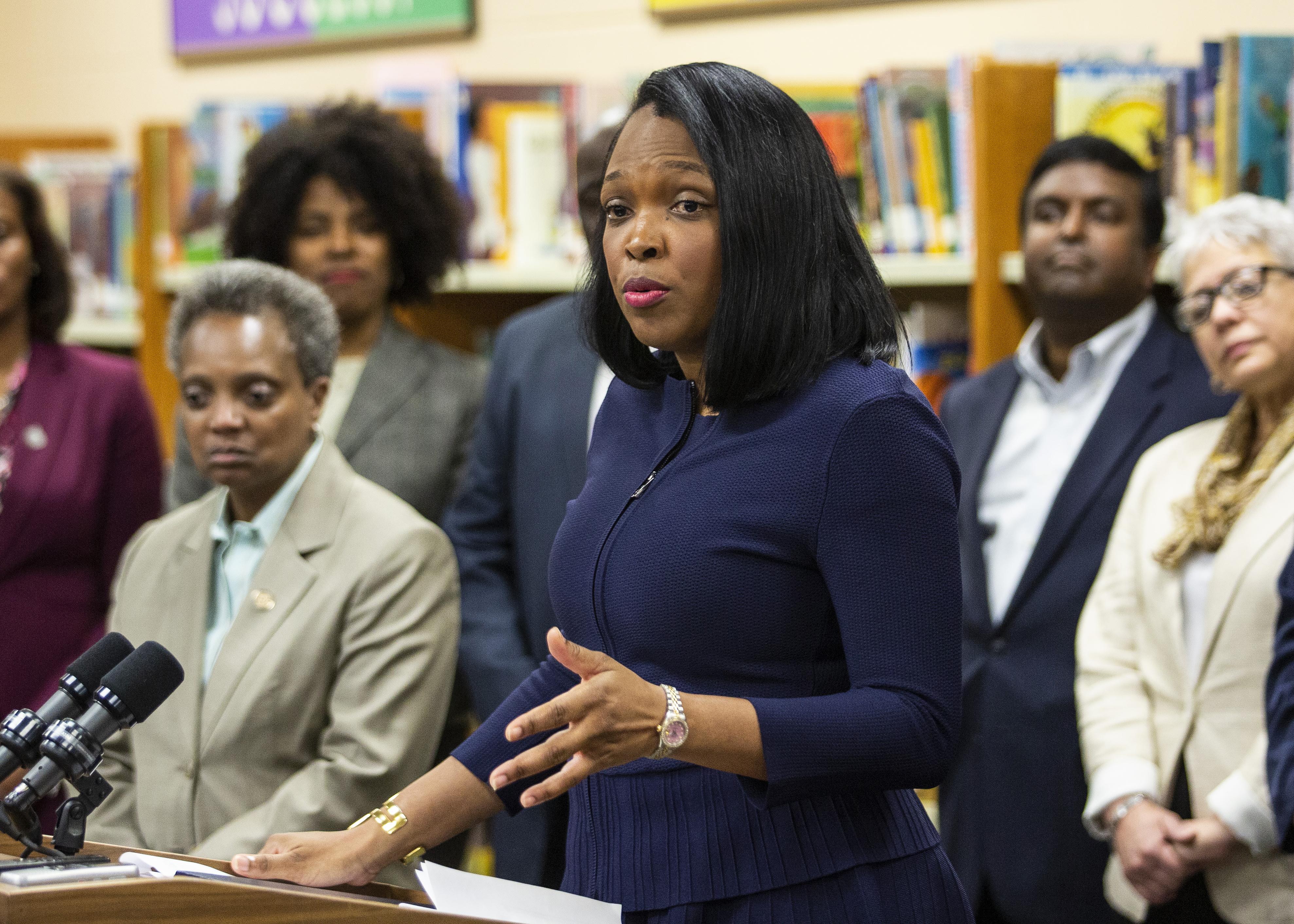 chicago school board