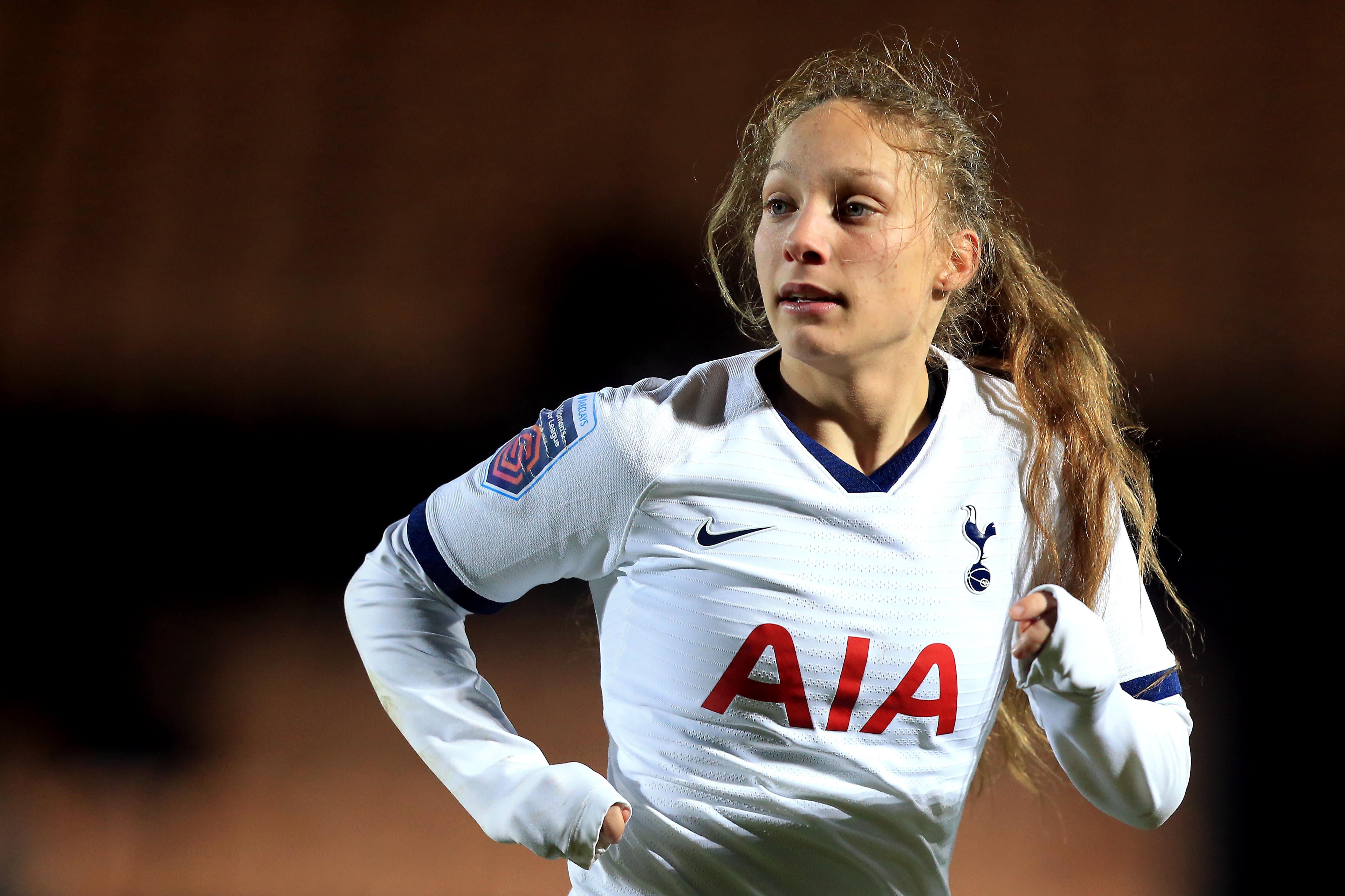 Tottenham Hotspur Women v Lewes FC - FA Women's Continental League Cup