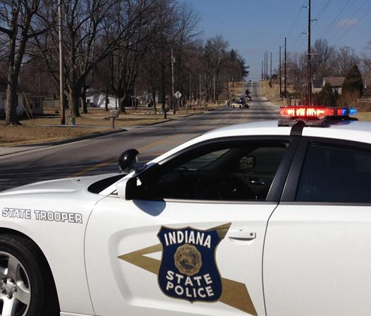 An Indiana State trooper had minor injuries after being dragged by a vehicle Dec. 11, 2019.