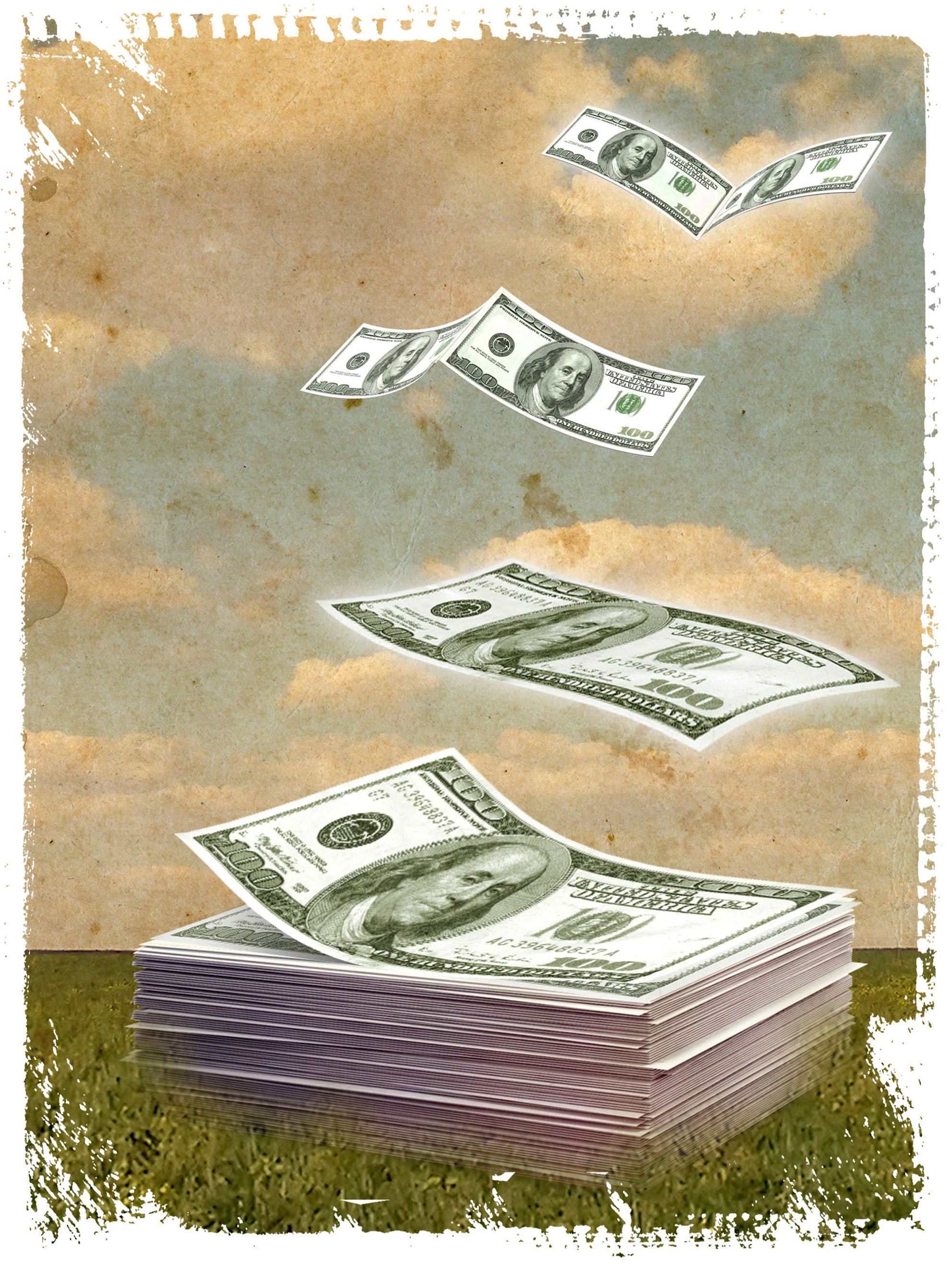 ILLUSTRATION: Budgeting Dollars