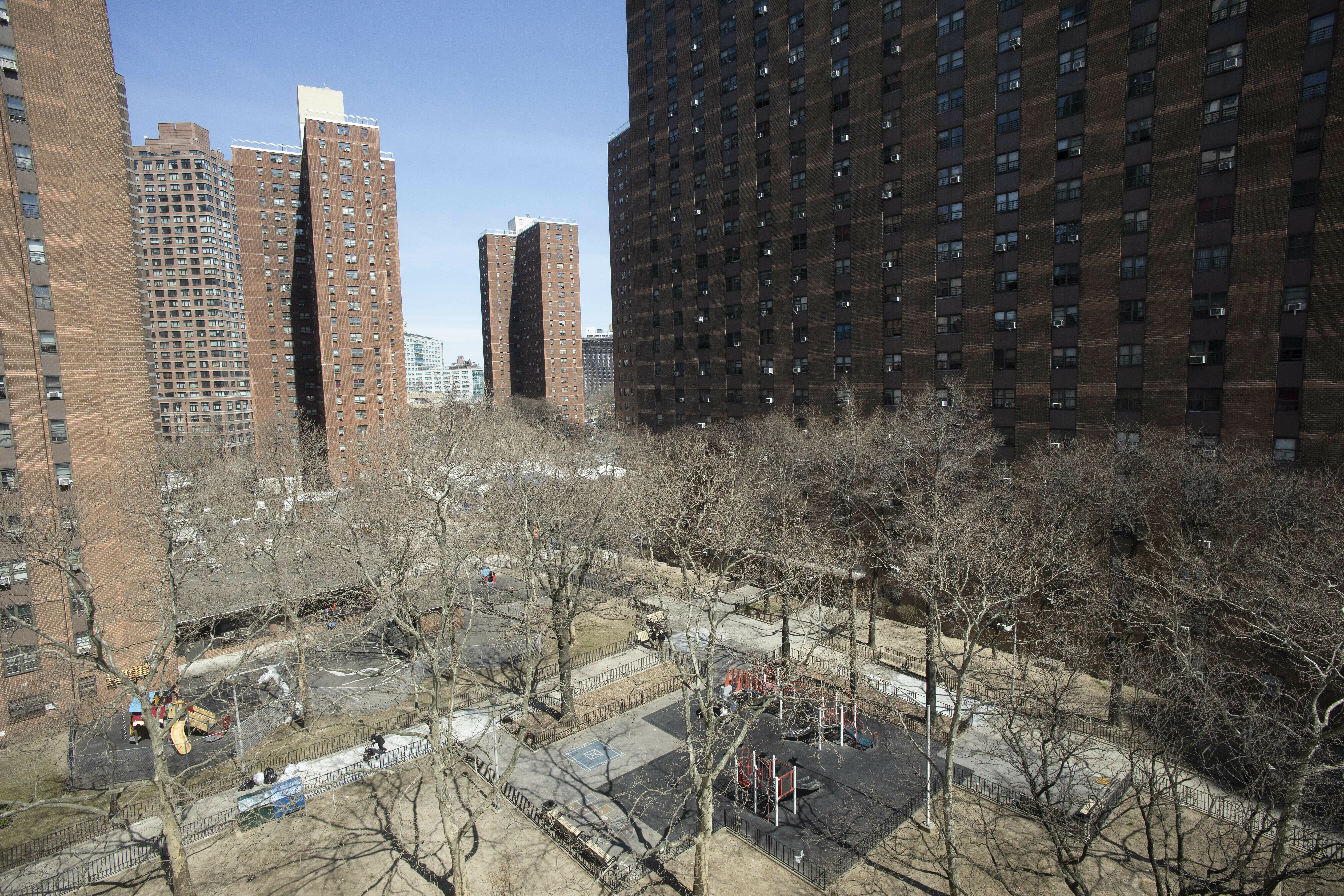 Upper East Side NYCHA tenants sue as new development looms