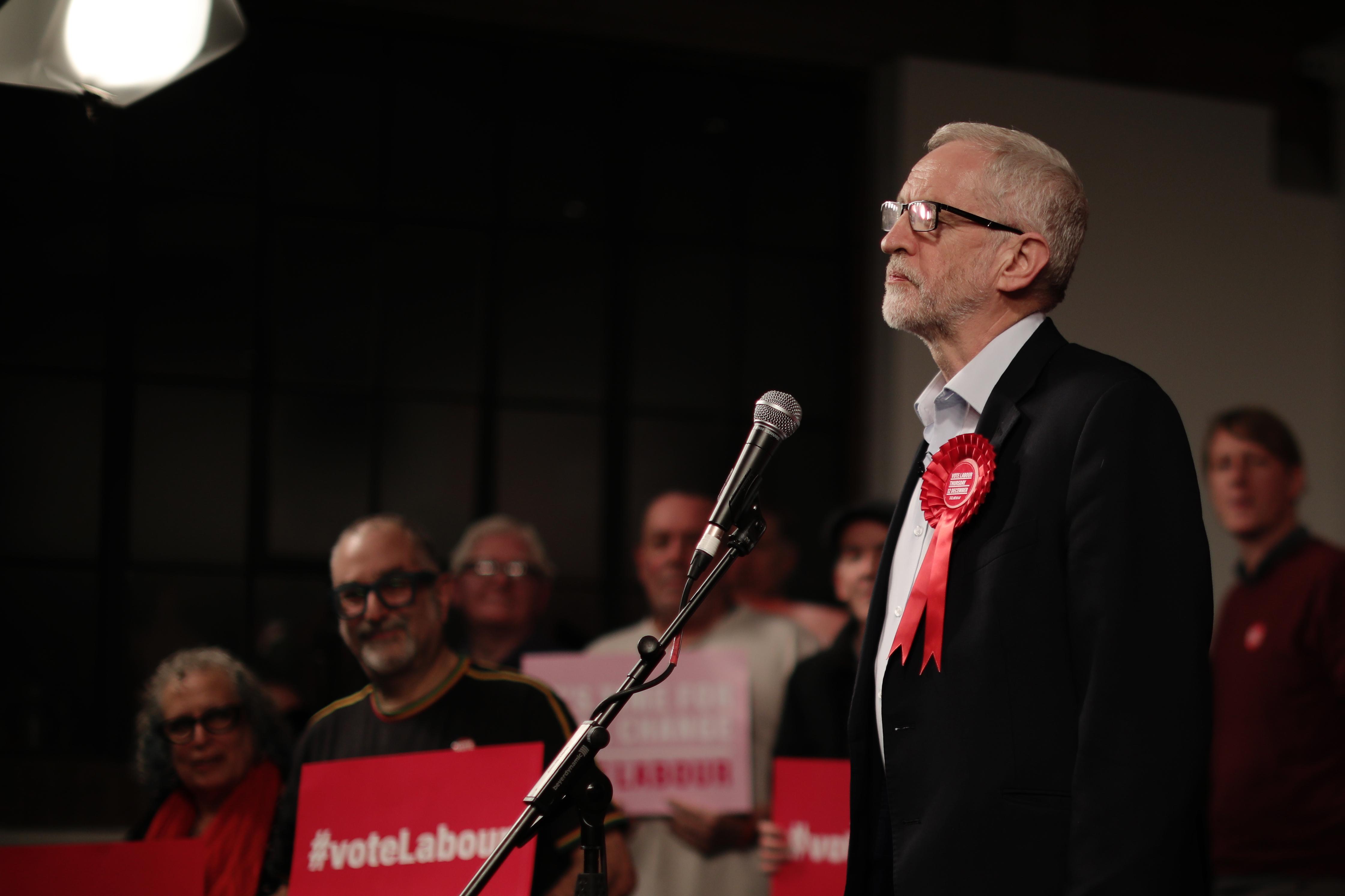 The fall of Jeremy Corbyn