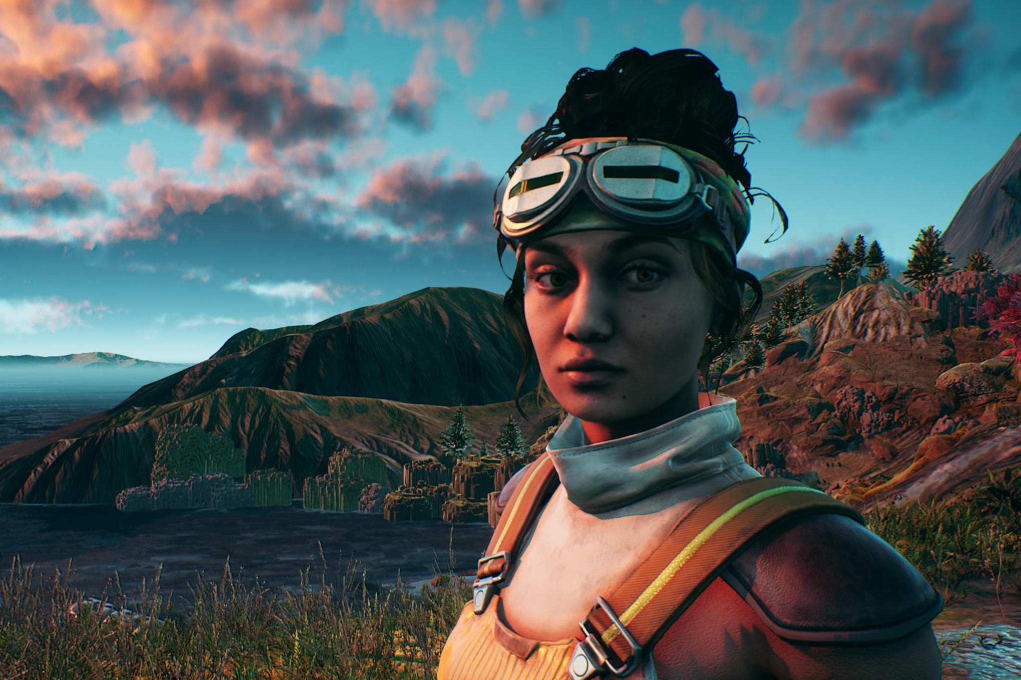 Parvati, The Outer Worlds