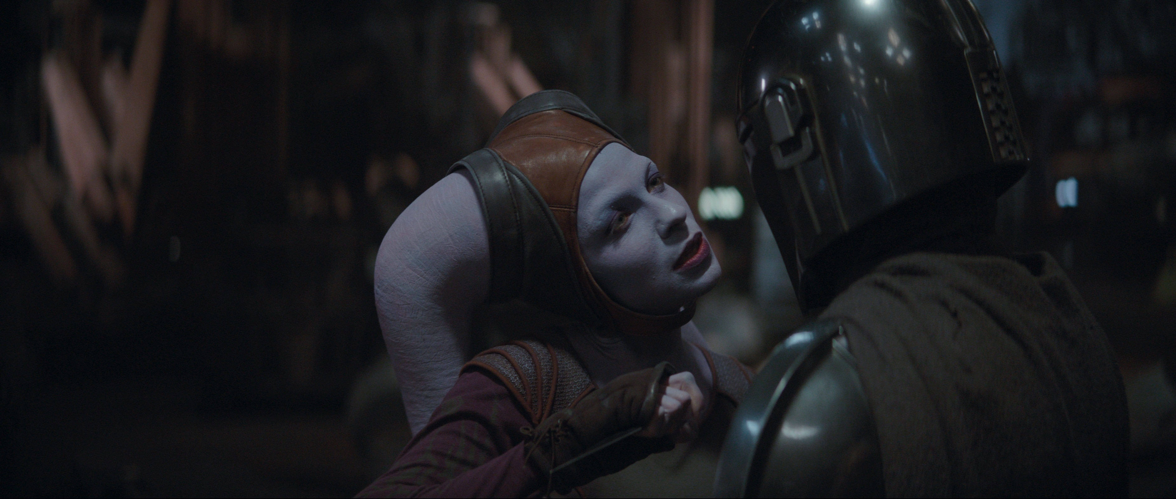 The Mandalorian episode 6 plays like meta-commentary on Star Wars violence