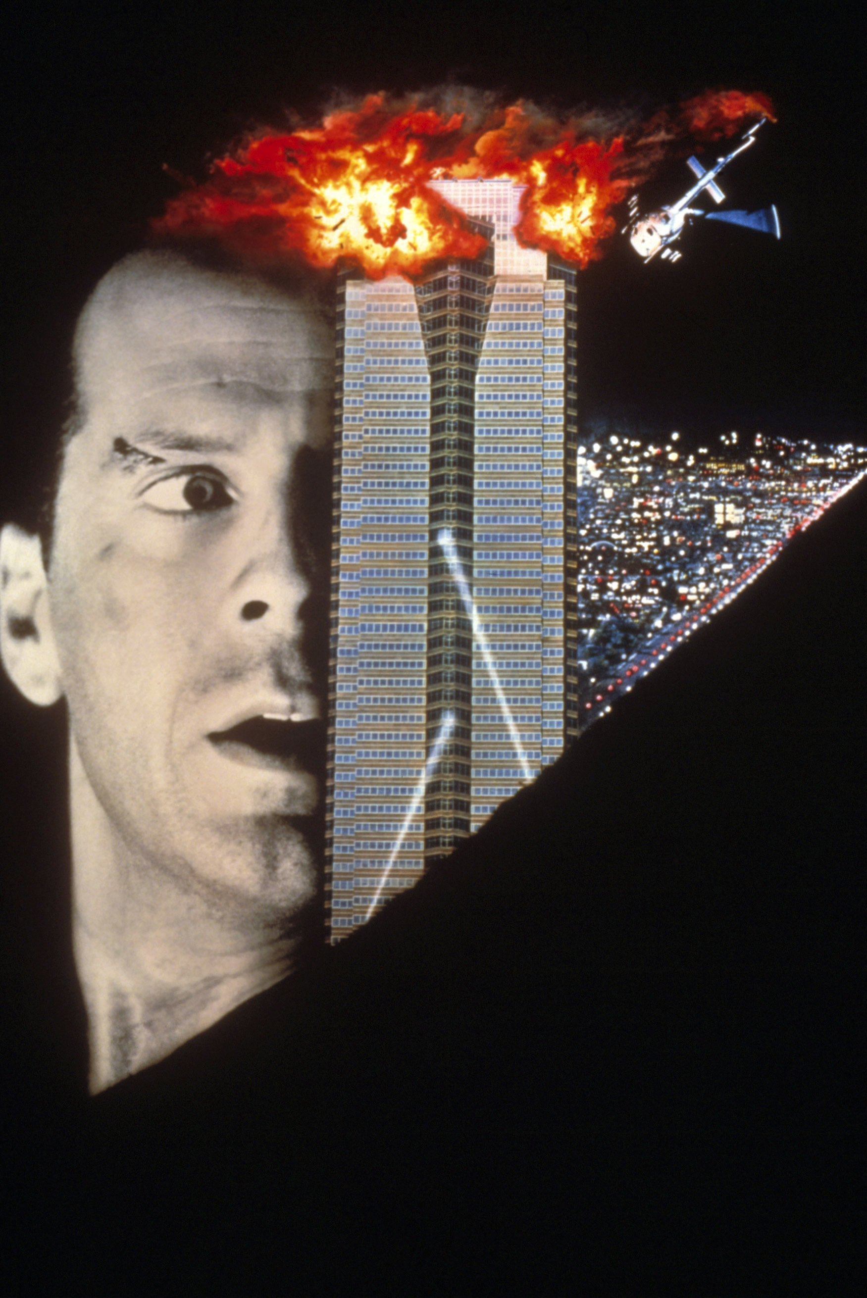 The real-life tower that made 'Die Hard'