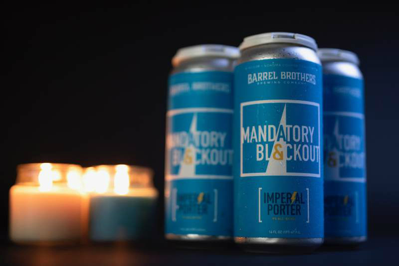 NorCal Beer Company Mocks PG&E For Days-Long Power Outages