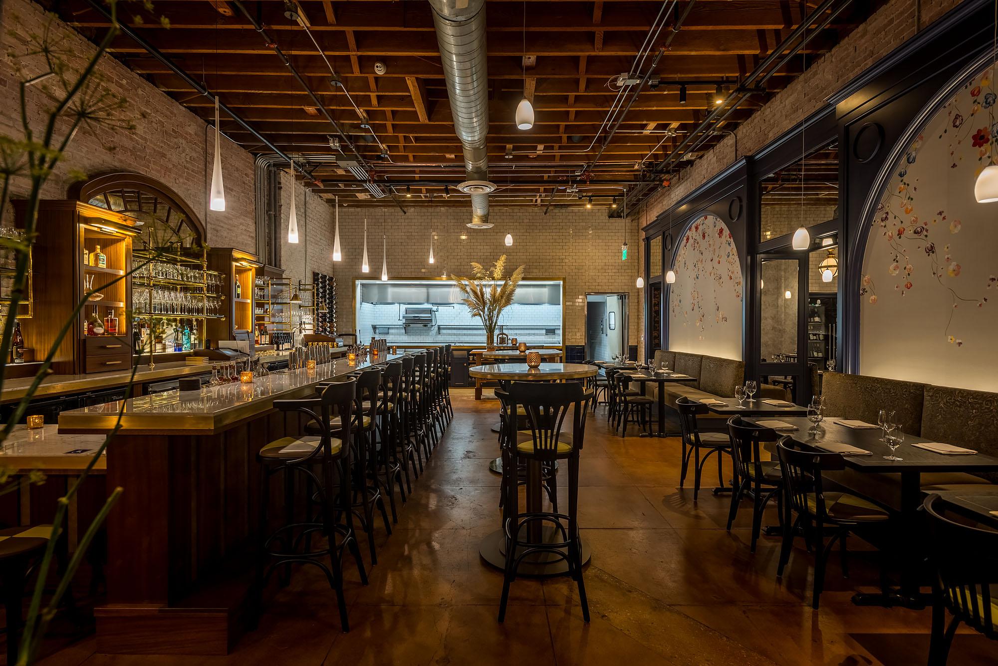 LA Food Critics Really, Really Love Pasjoli's Elevated French Dining