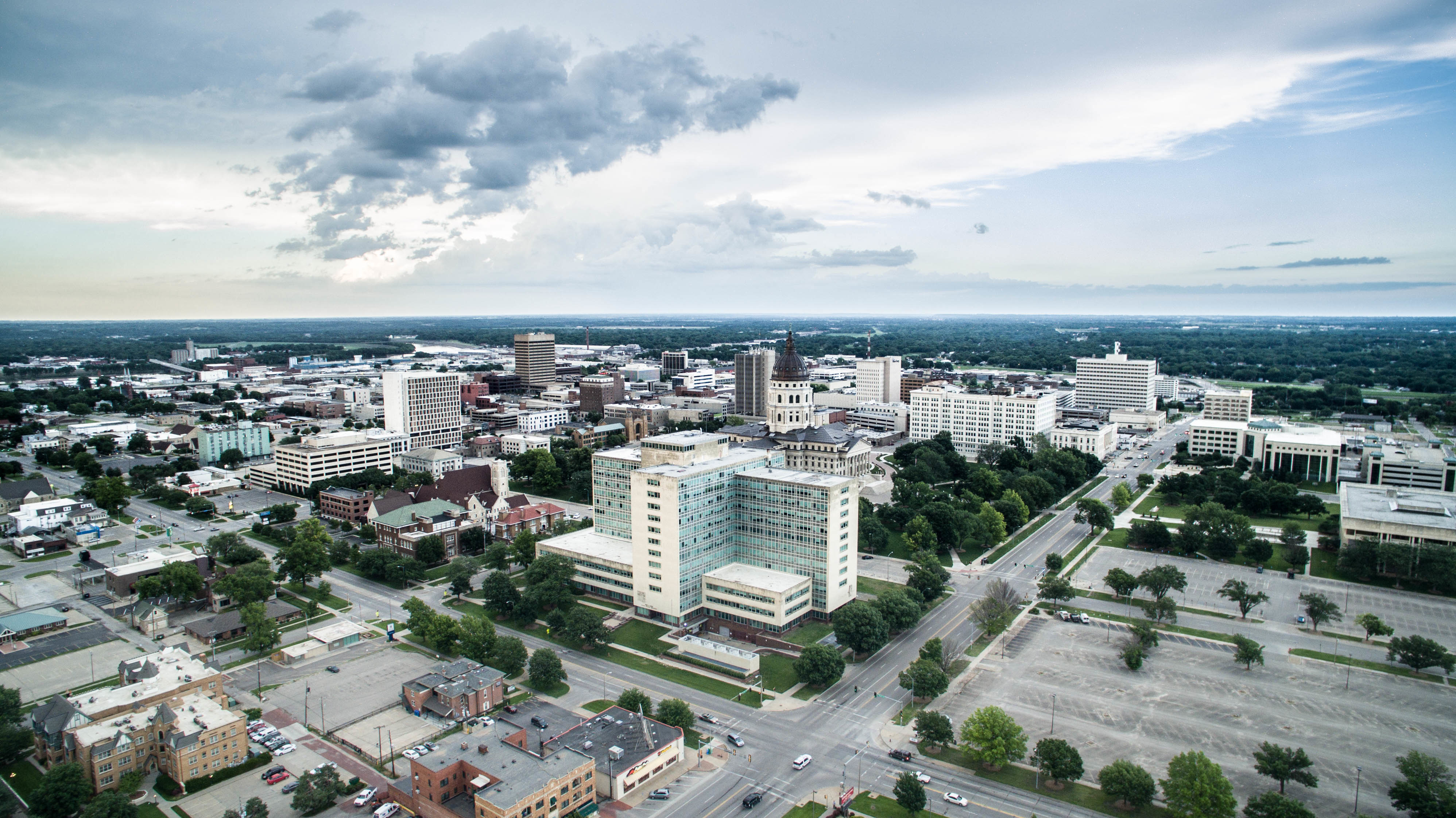 Topeka, Kansas, may not be the most popular city in the country. But that could change now that it's offering $15,000 for people to move there.