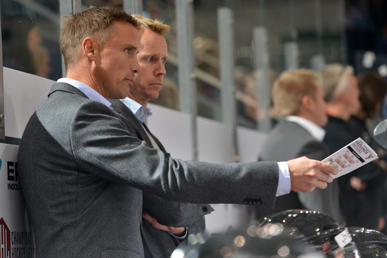 ERC Ingolstadt v Frolunda Gothenburg - Champions Hockey League Round Of 32