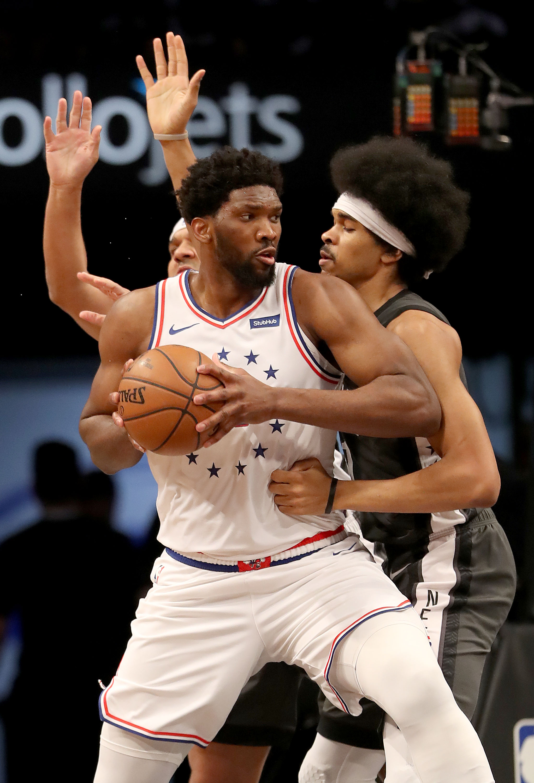 Philadelphia 76ers v Brooklyn Nets - Game Four