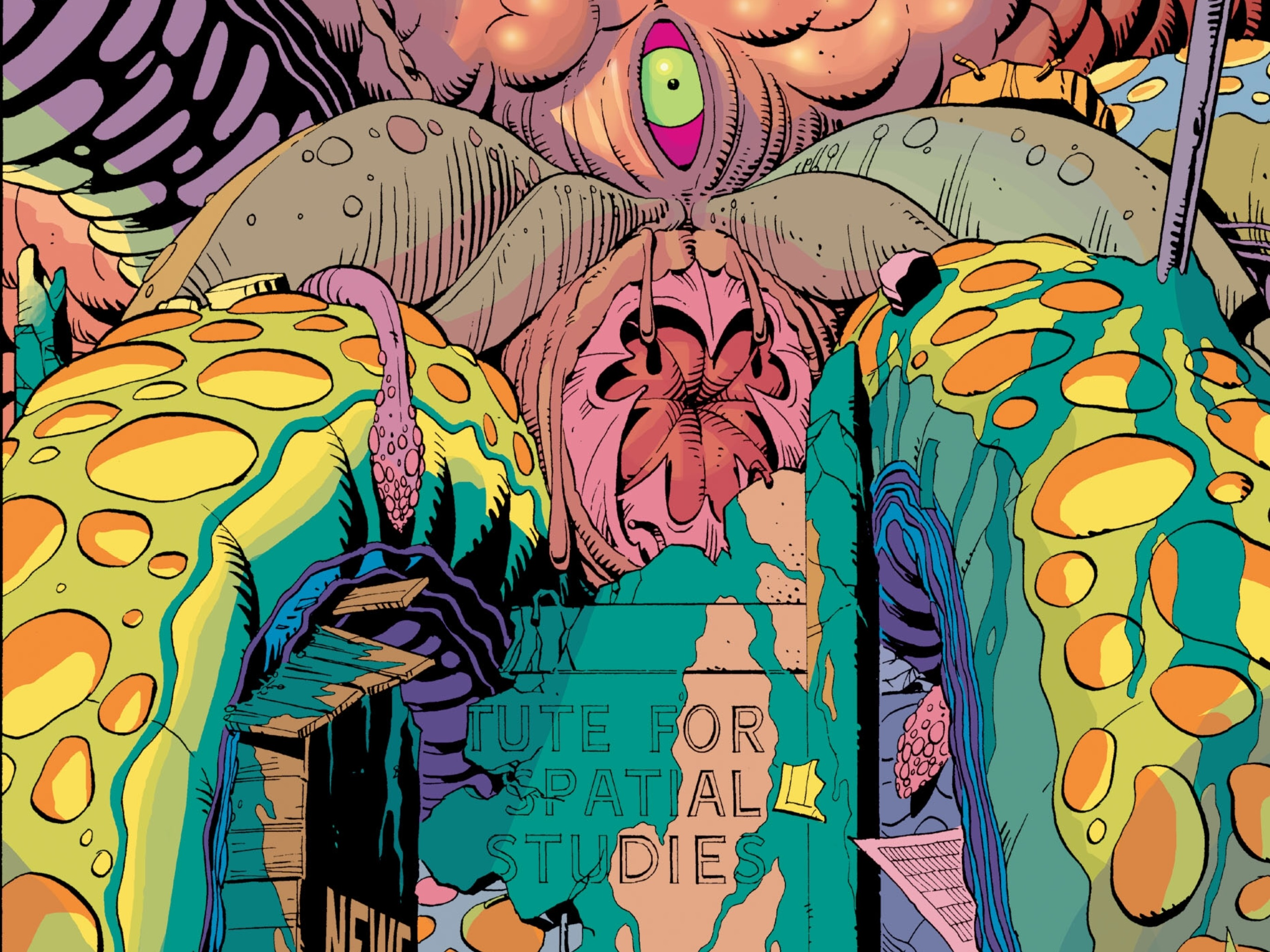 HBO's Watchmen finale echoed the final issue of the comics in fascinating ways